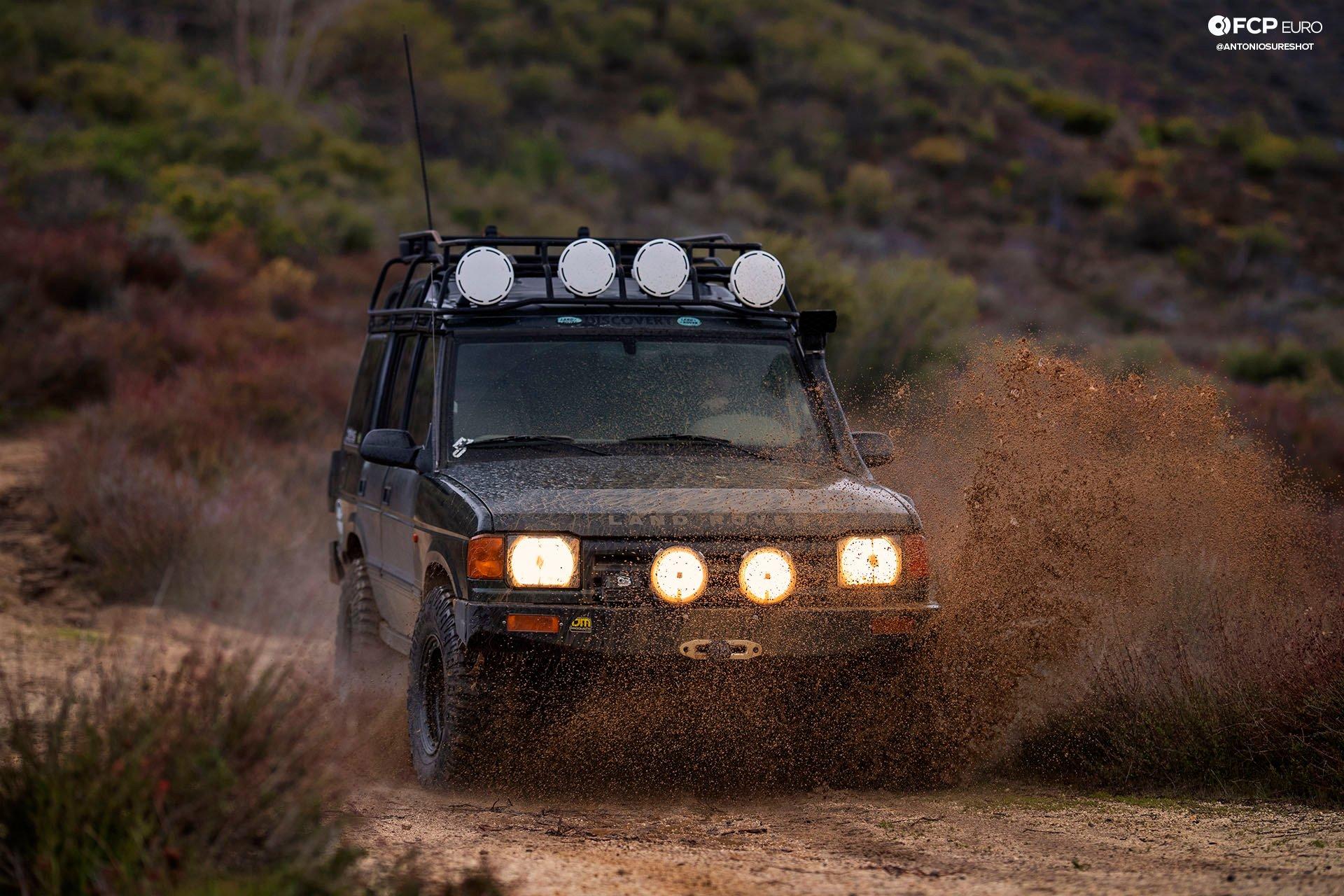 Land Rover Discovery SD Bilstein Hella TJM Safari Magnaflow Hellwig ANT27904
