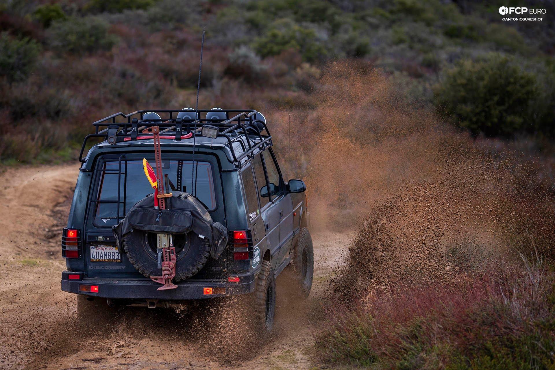 Land Rover Discovery SD Bilstein Hella TJM Safari Magnaflow Hellwig ANT27921