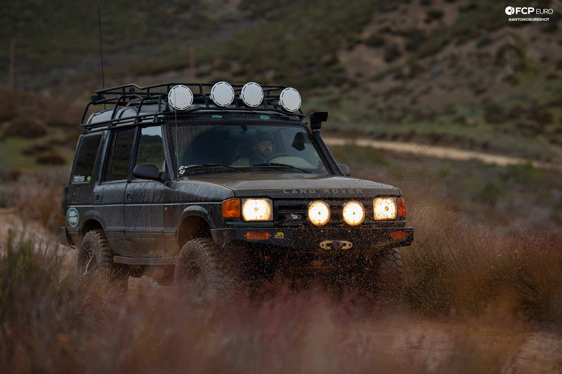 Land Rover Discovery SD Bilstein Hella TJM Safari Magnaflow Hellwig ANT27966