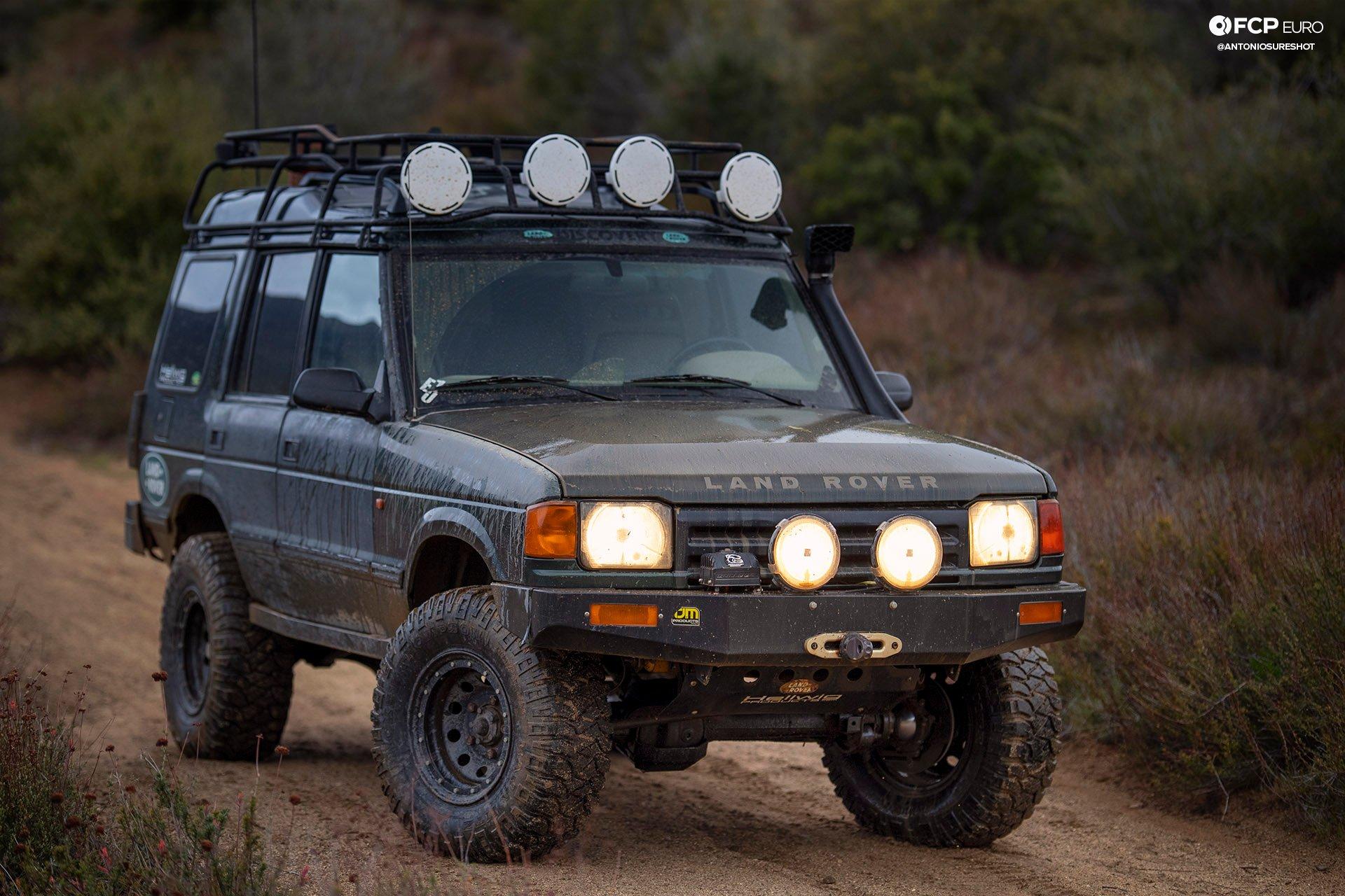 Land Rover Discovery SD Bilstein Hella TJM Safari Magnaflow Hellwig ANT27990