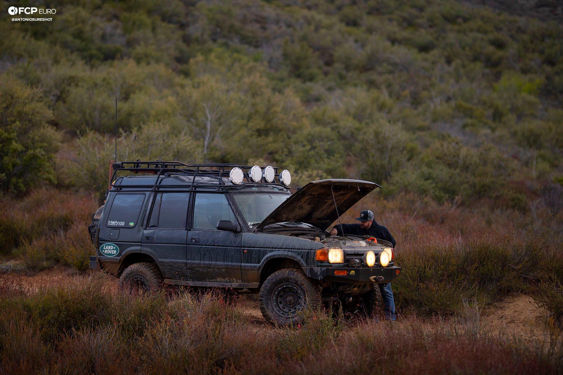 Land Rover Discovery SD Bilstein Hella TJM Safari Magnaflow Hellwig ANT27997
