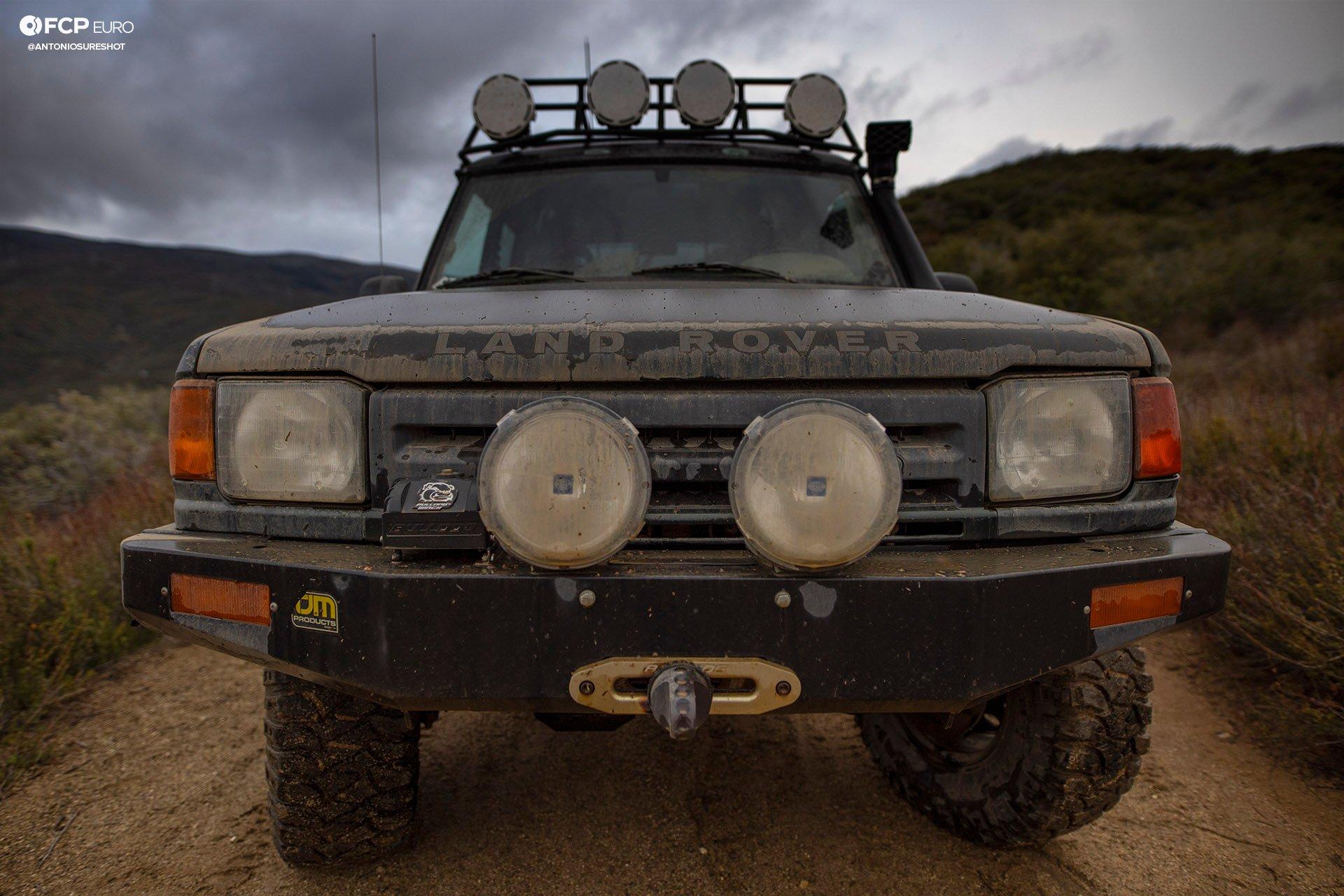 Land Rover Discovery SD Bilstein Hella TJM Safari Magnaflow Hellwig EOSR1676
