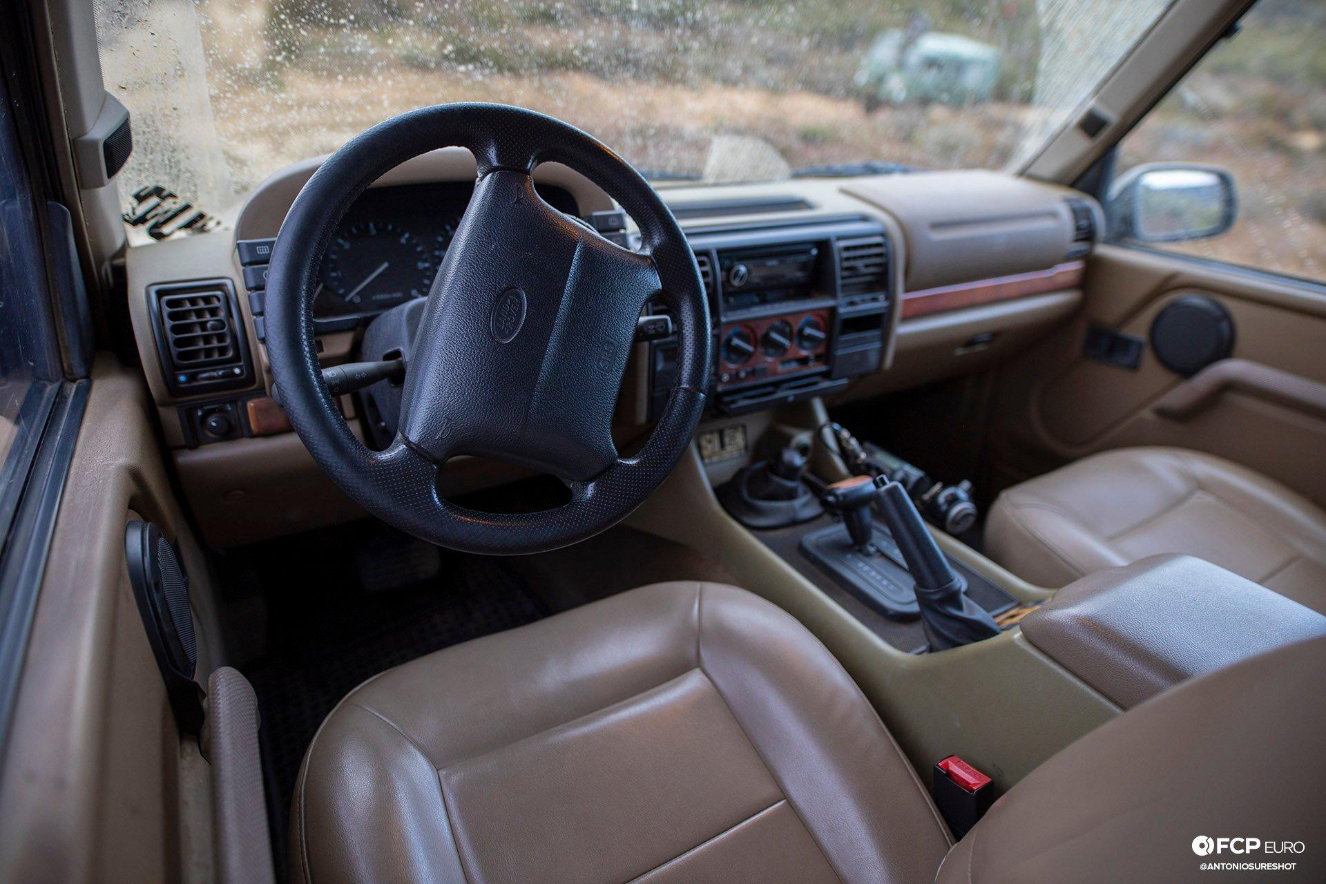 Land Rover Discovery SD Bilstein Hella TJM Safari Magnaflow Hellwig EOSR1693