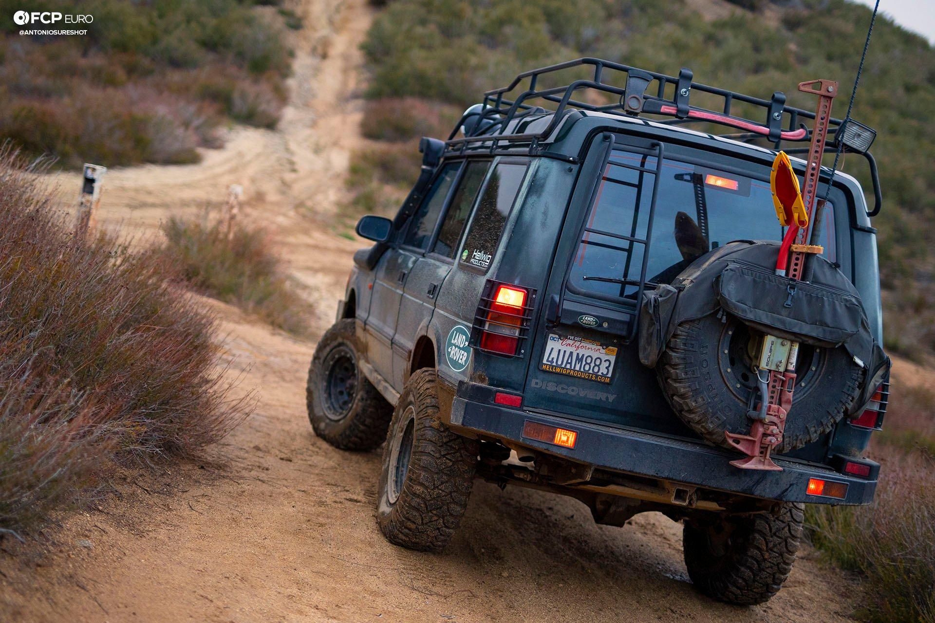 Land Rover Discovery SD Bilstein Hella TJM Safari Magnaflow Hellwig EOSR1724