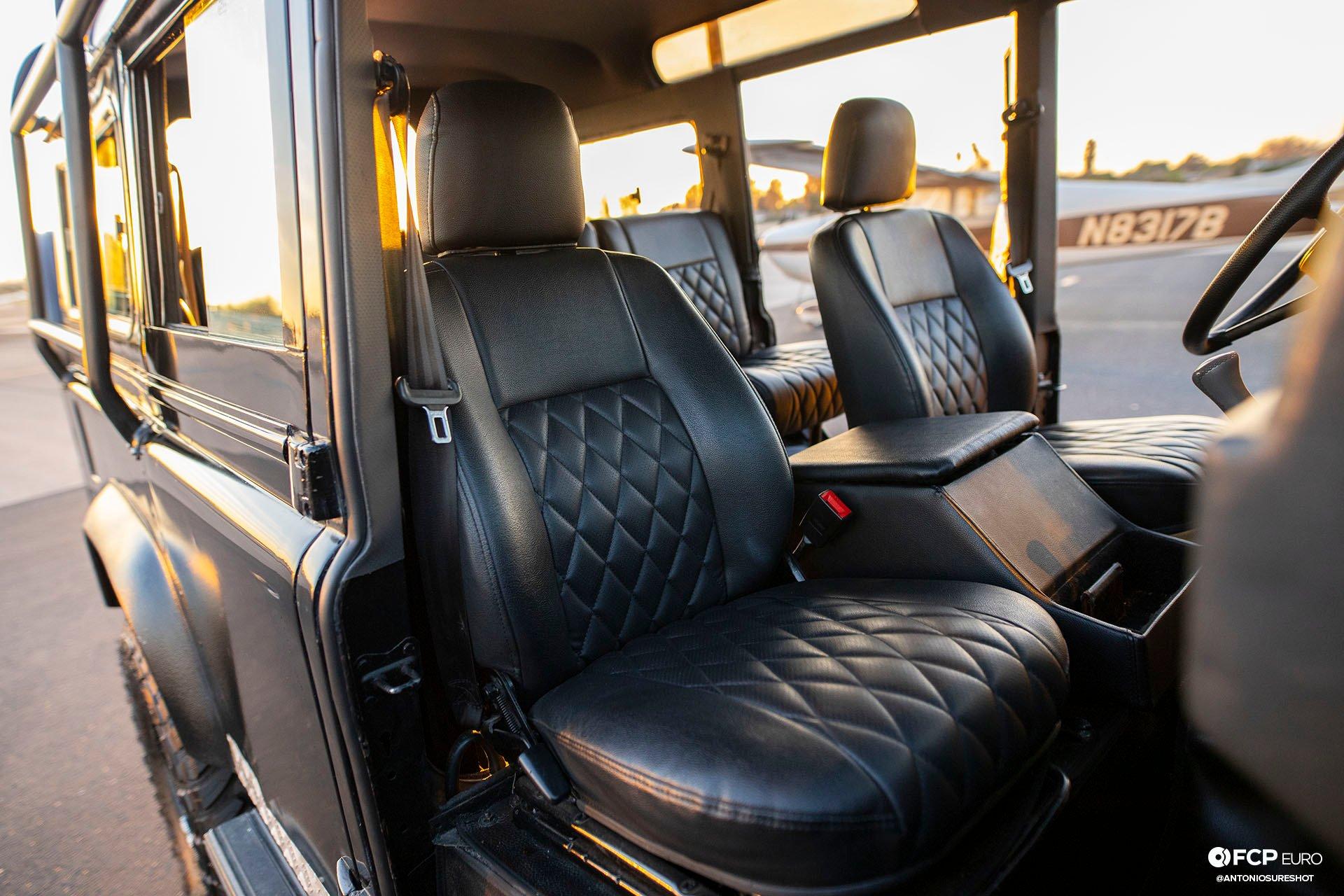 Land Rover Santana Series 3 4door Colombia EOSR5526