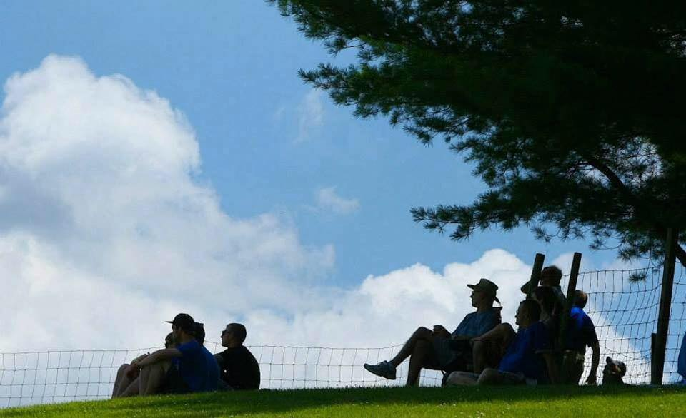 Lime Rock Park Grandstands