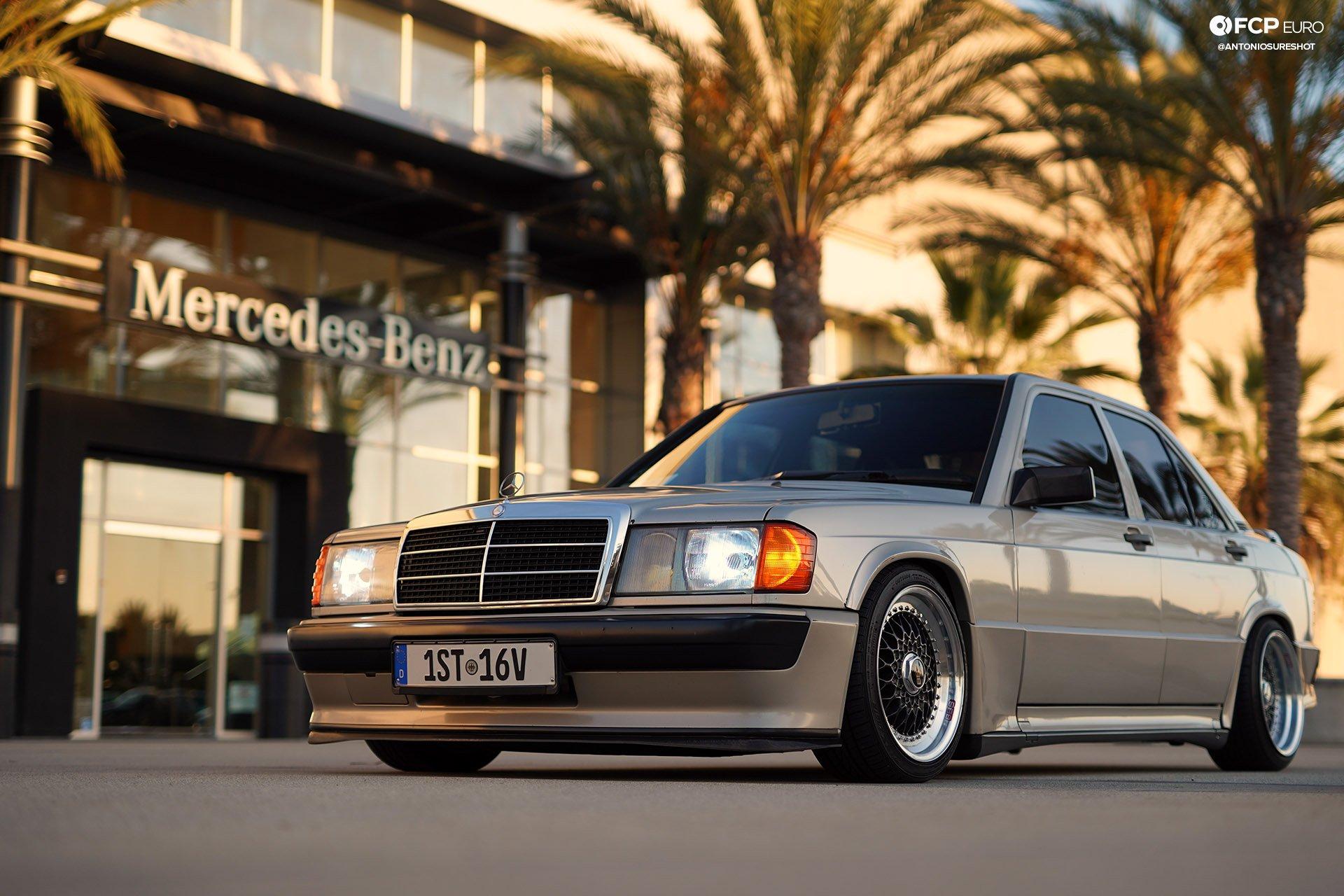 Mercedes Benz 190E 2.3 16v Cosworth A9A01462