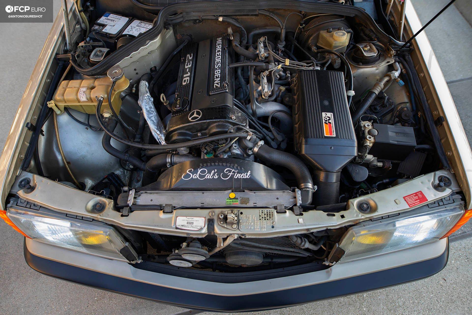 Mercedes Benz 190E 2.3 16v Cosworth EOSR1523
