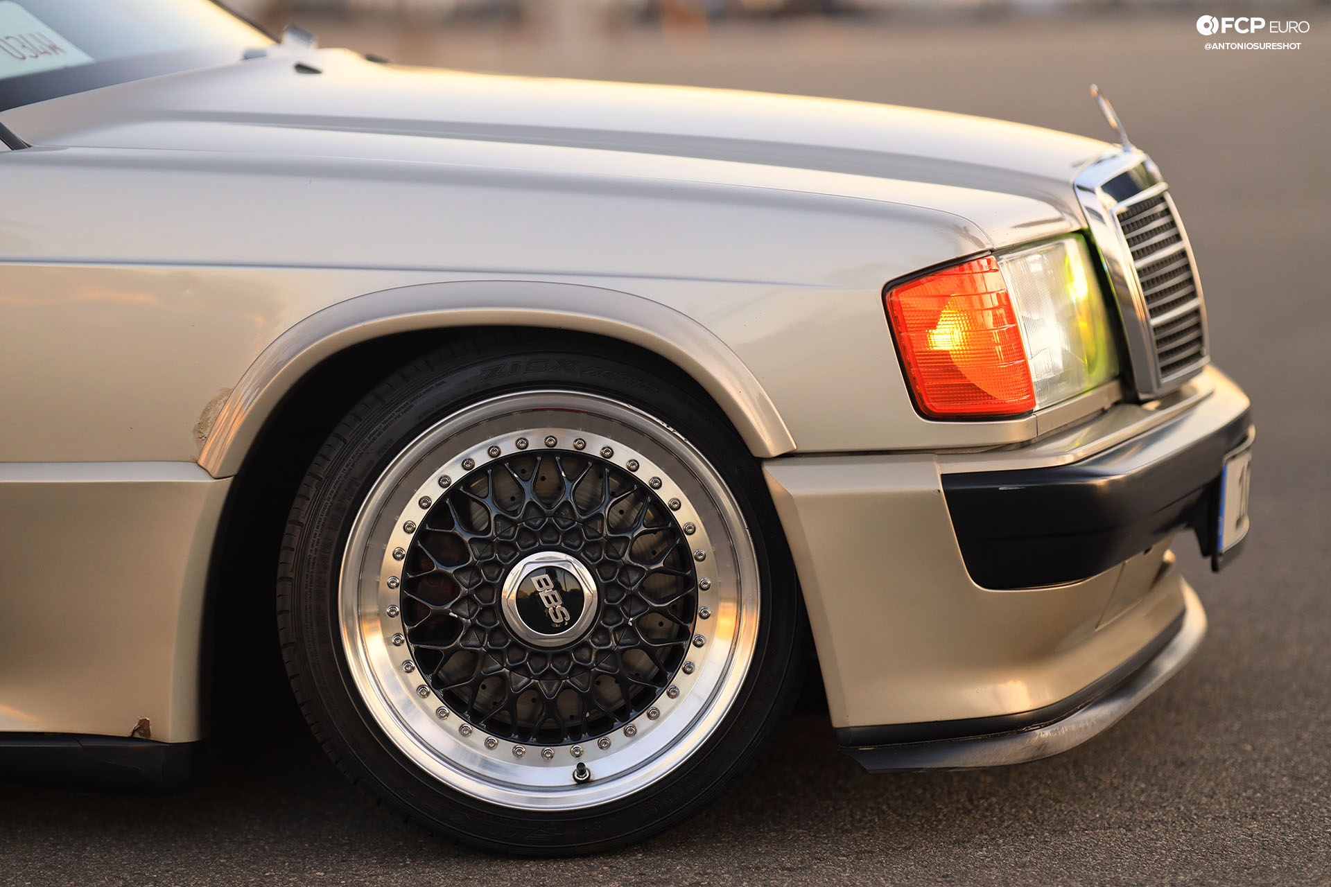Mercedes Benz 190E 2.3 16v Cosworth EOSR1552