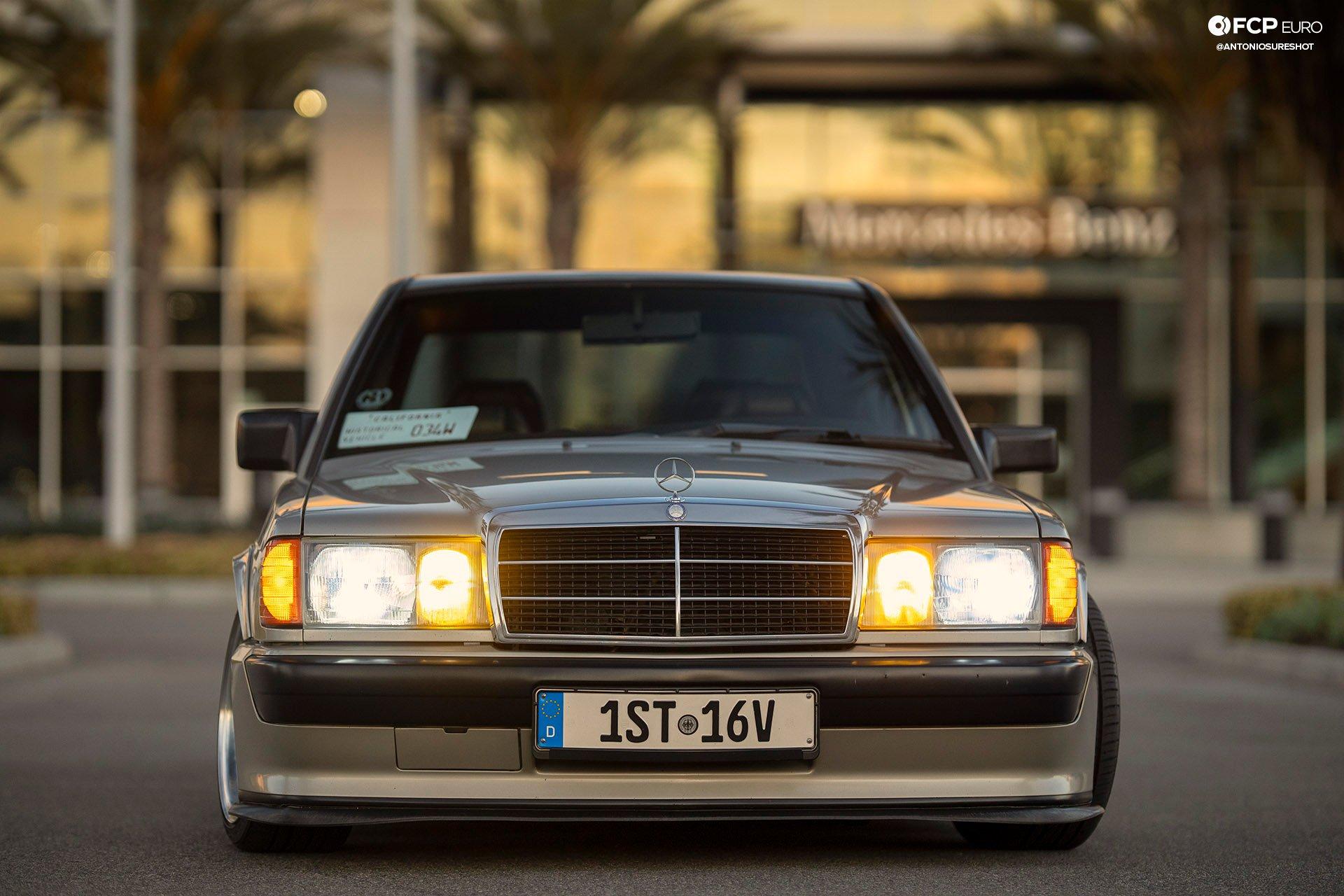 Mercedes Benz 190E 2.3 16v Cosworth EOSR1554