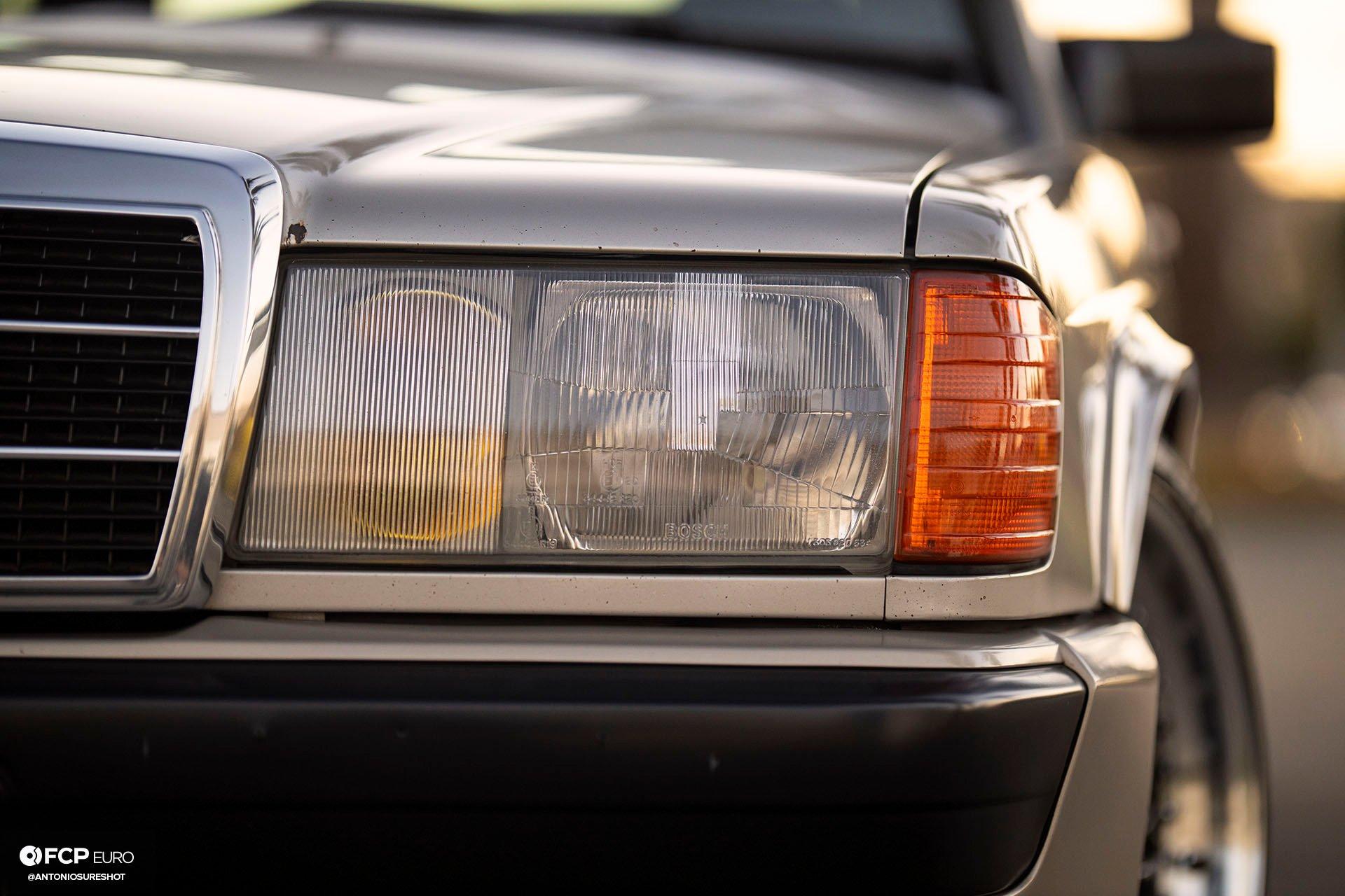 Mercedes Benz 190E 2.3 16v Cosworth EOSR1591