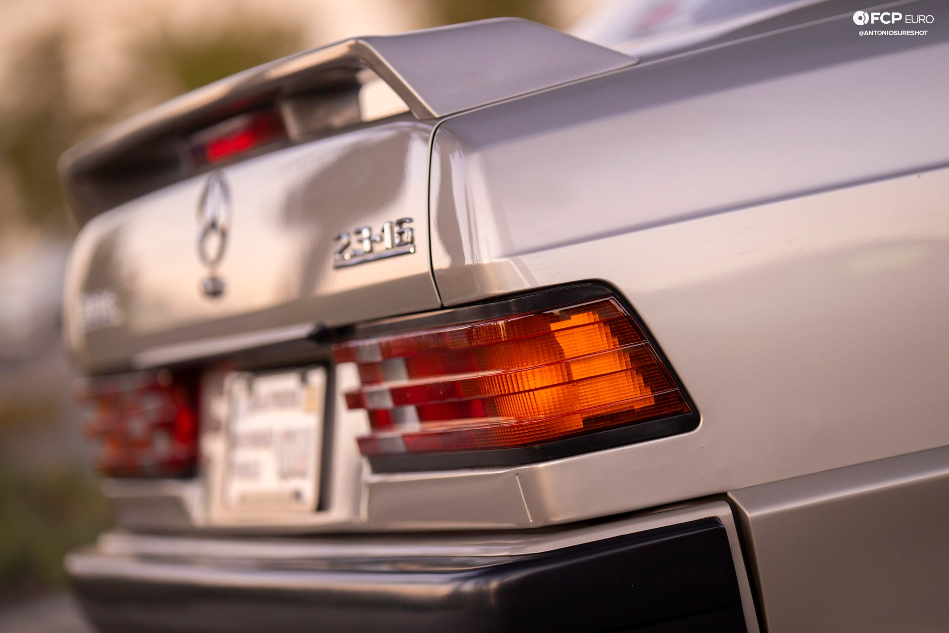 Mercedes Benz 190E 2.3 16v Cosworth EOSR1593