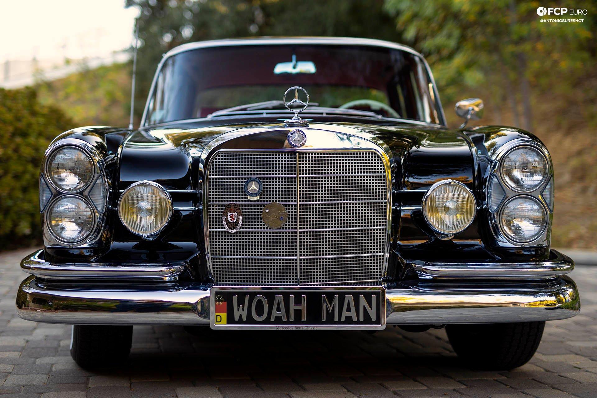 Mercedes Benz 220S Heckflosse Fintail W111 Belinda Benzo EOSR1667