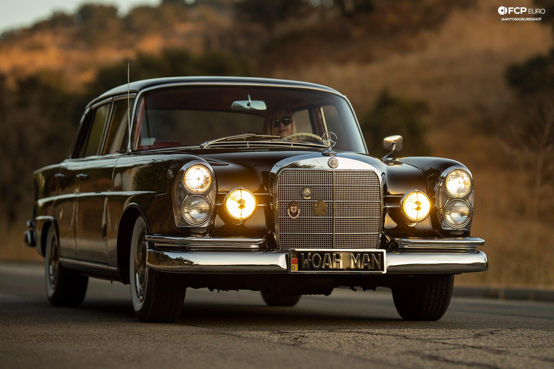 Mercedes Benz 220S Heckflosse Fintail W111 Belinda Benzo EOSR1814