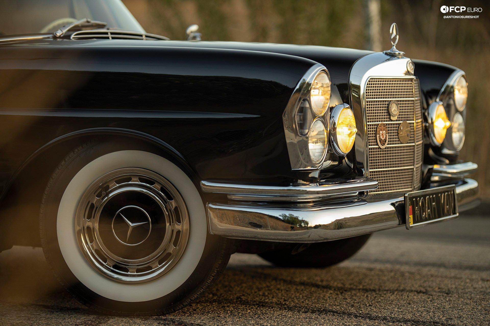 Mercedes Benz 220S Heckflosse Fintail W111 Belinda Benzo EOSR1849