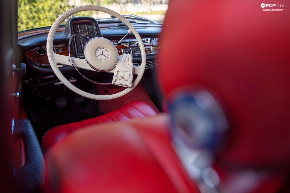 Mercedes Benz 220S Heckflosse Fintail W111 Belinda Benzo EOSR7625