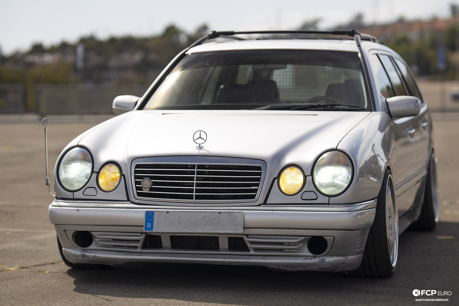 Mercedes Benz AMG E55 swapped E320 wagon 1920wm EOSR2624