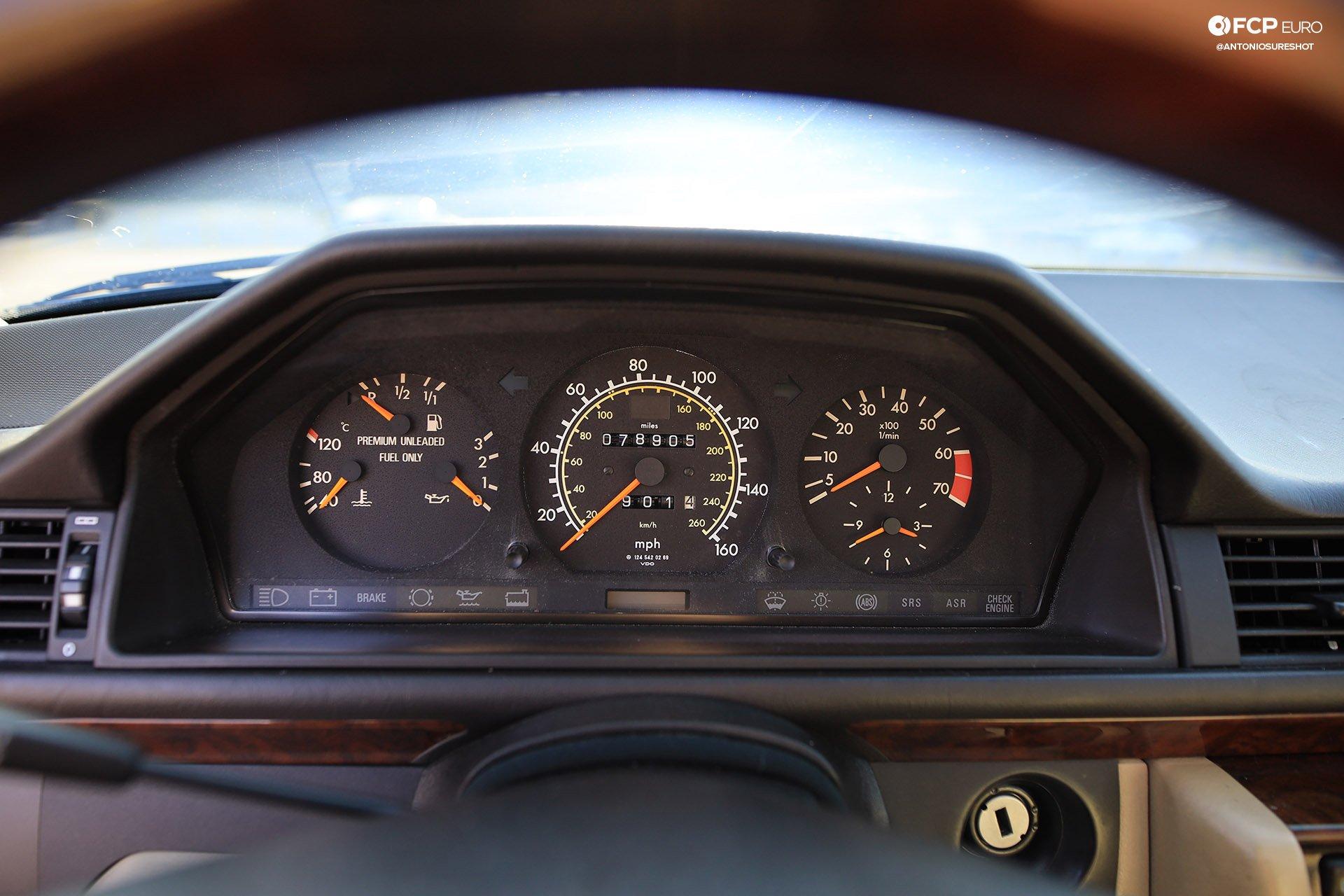 Mercedes Benz Porsche 500E EOSR7917