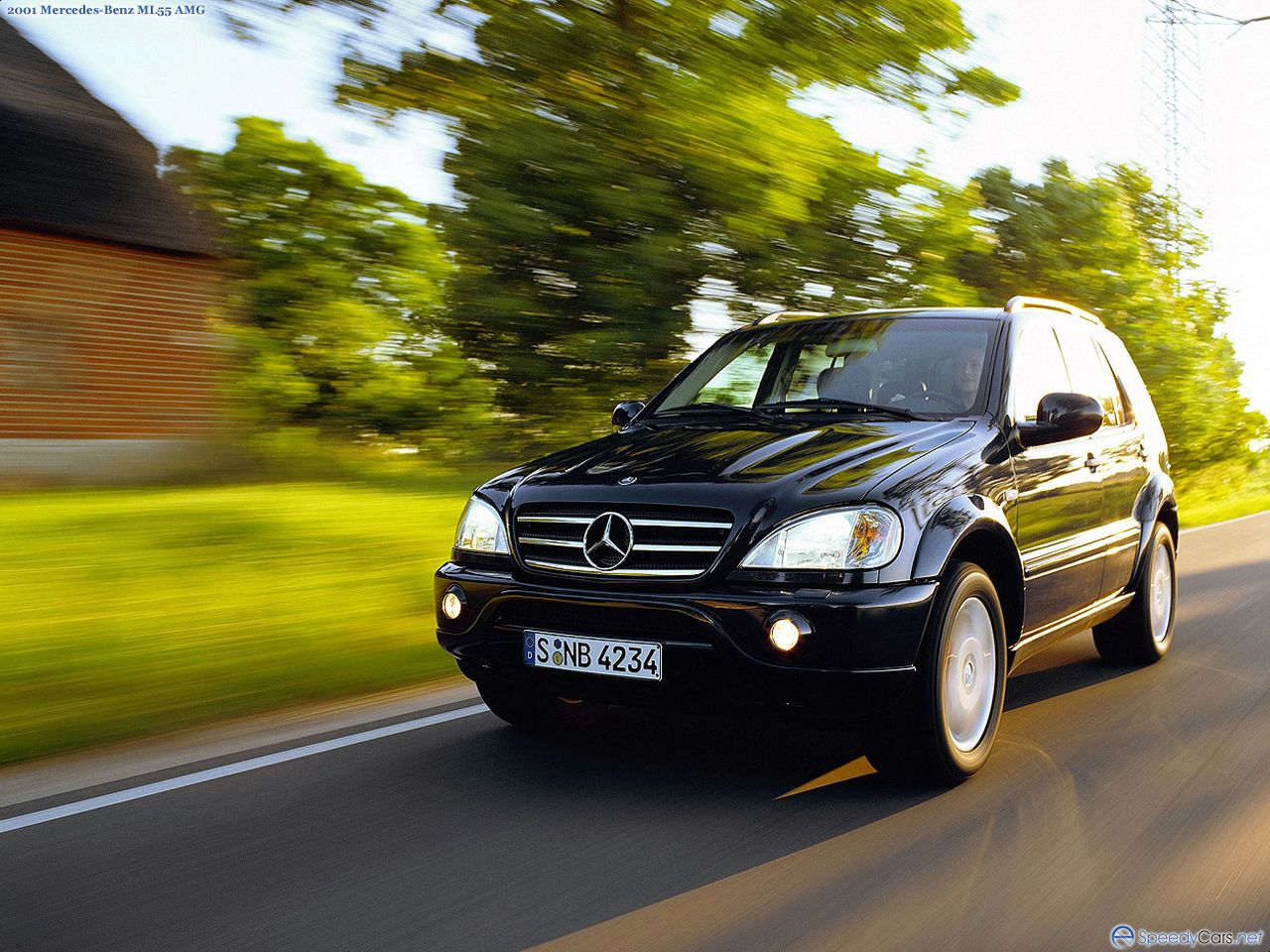 Mercedes-ML55-amg