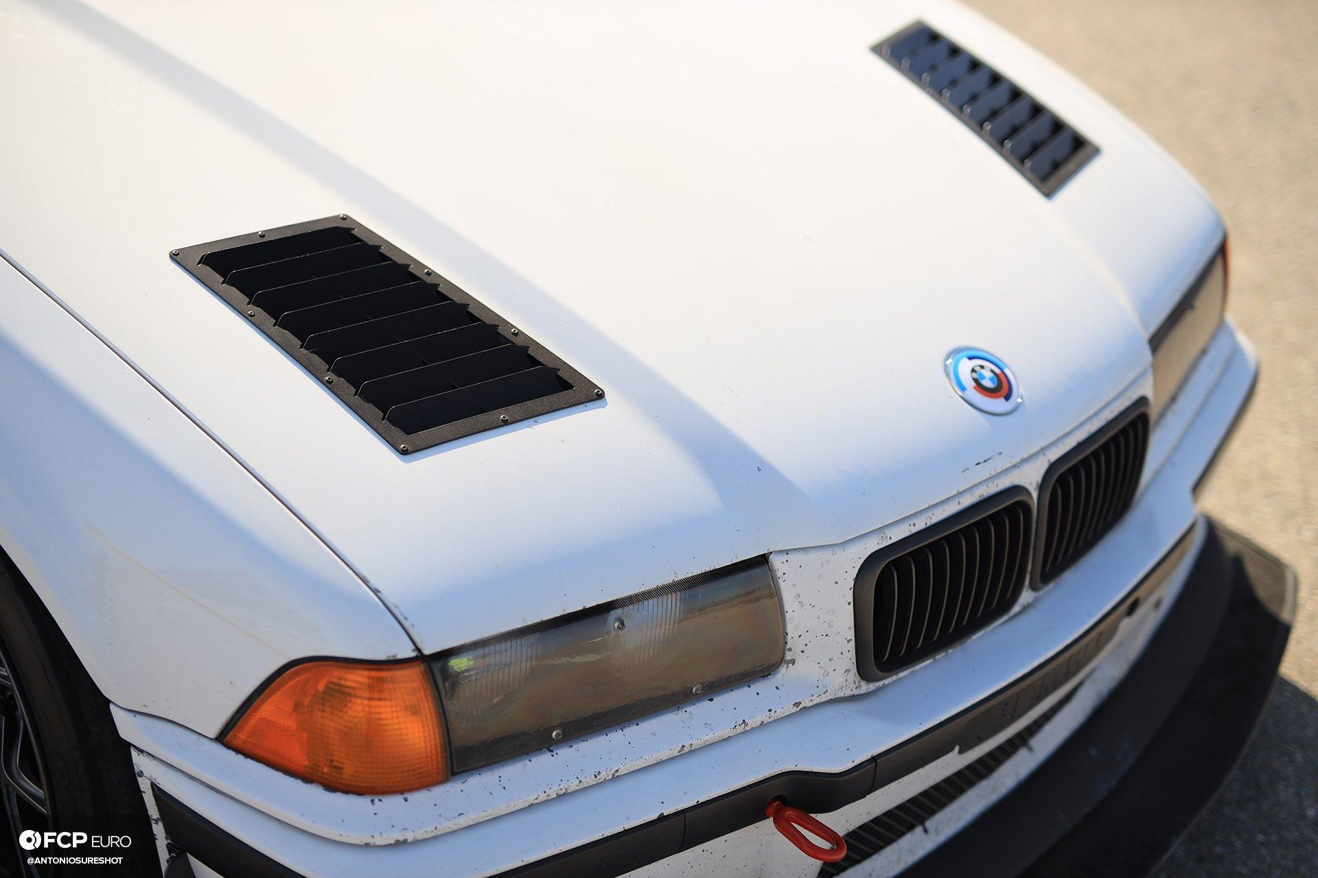Motorsport Hardware BMW E36 M3 EOSR3628