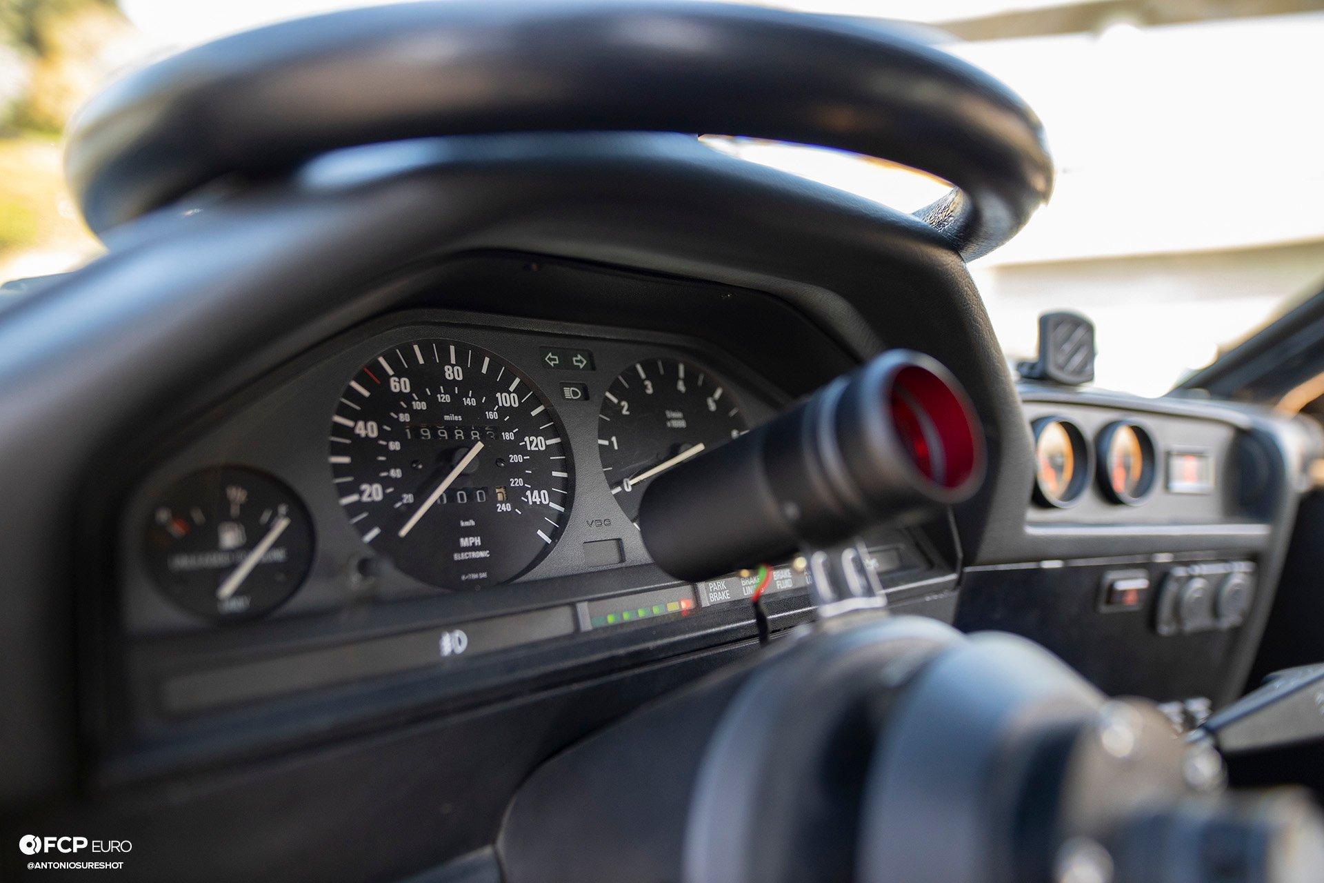Motorsport Hardware E30 BMW 325is EOSR6360