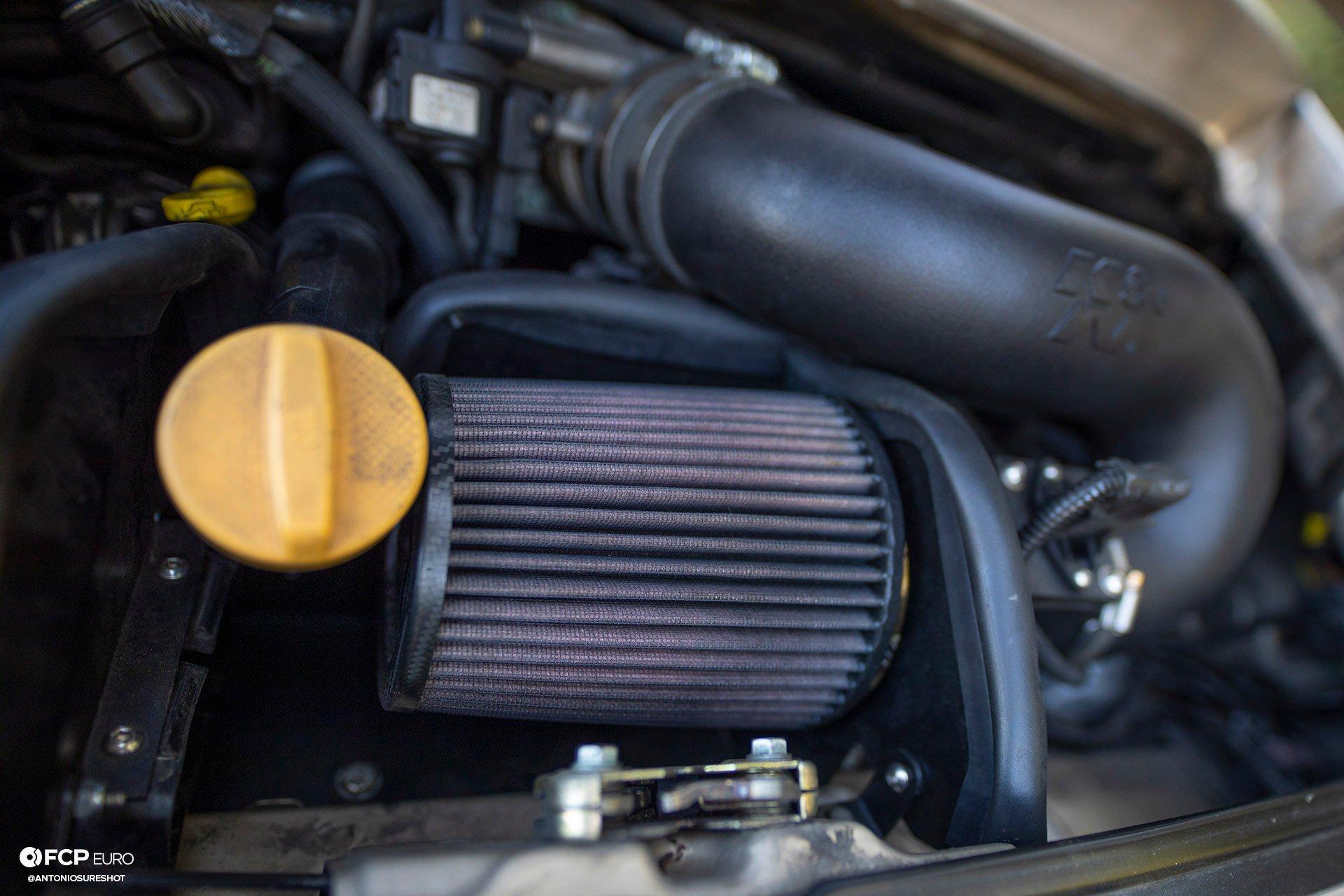 Porsche 911 996 6spd M96 KN filter EOSR0757