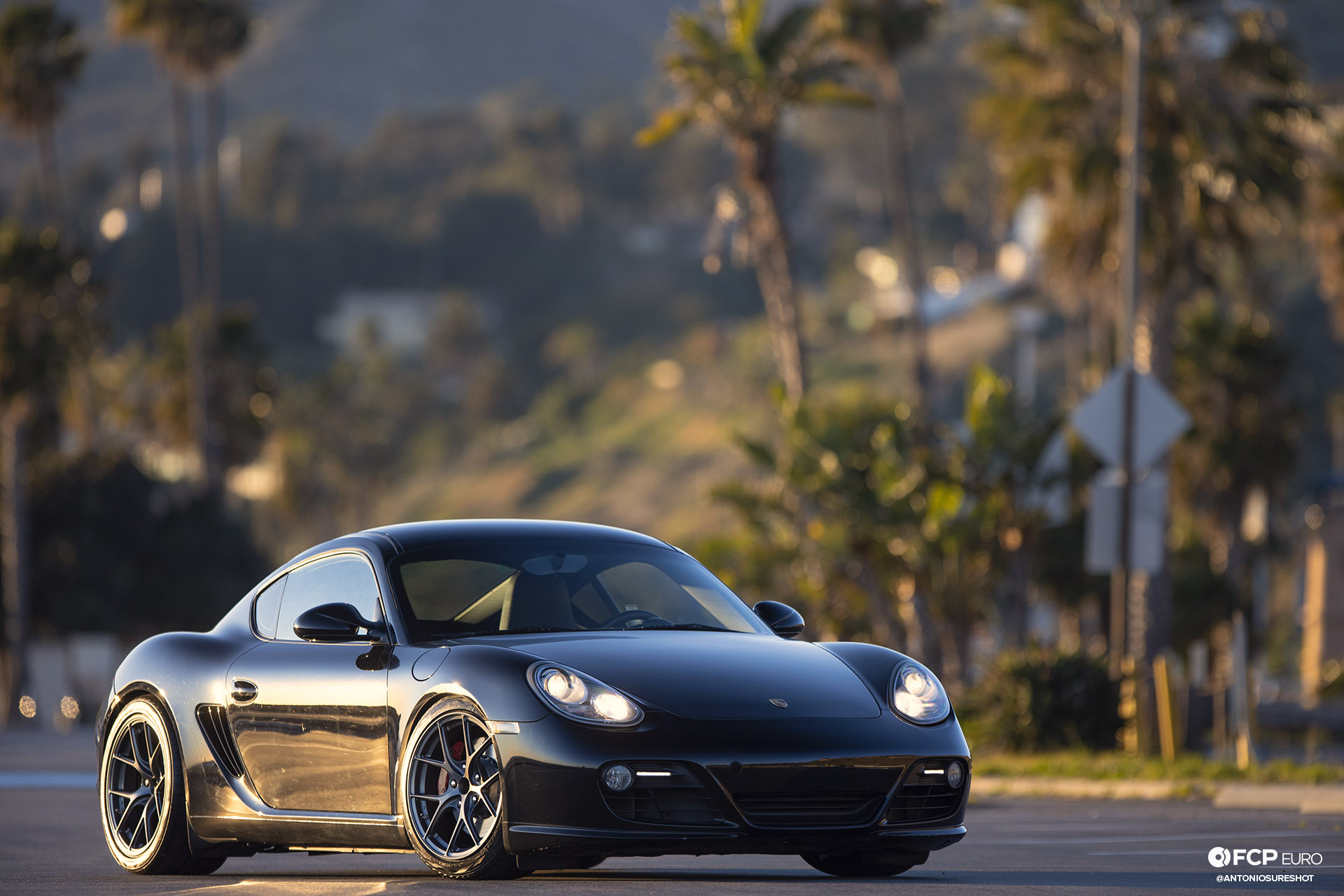 Dreams Of Californication Porsche 987 2 Cayman S