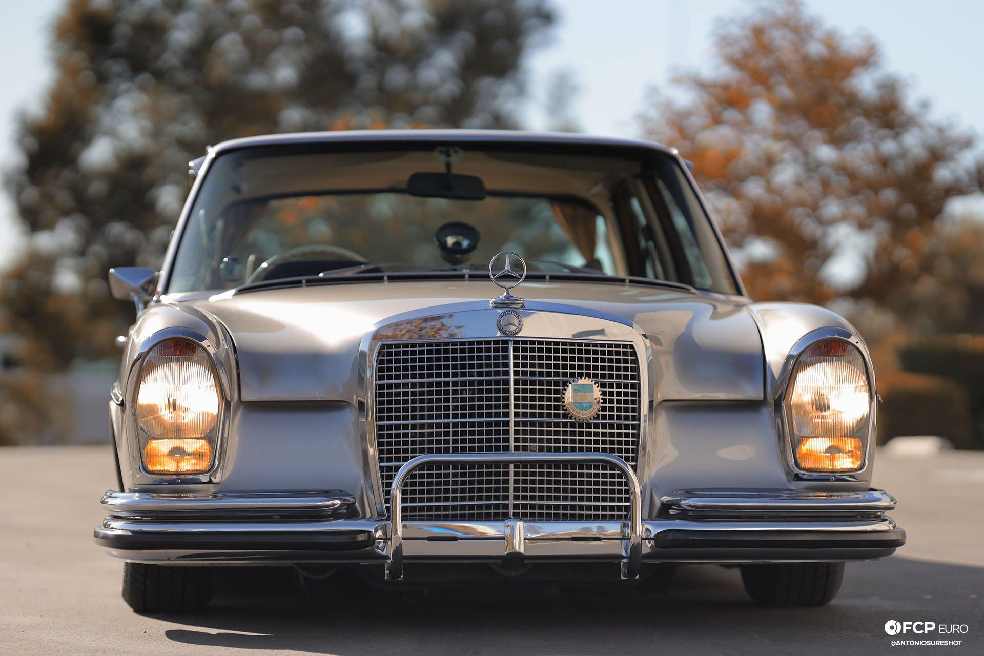 RHD 1972 Mercedes W108 280SE EOSR9760 crop