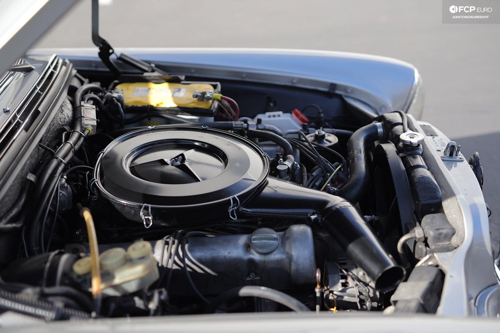 RHD 1972 Mercedes W108 280SE EOSR9777