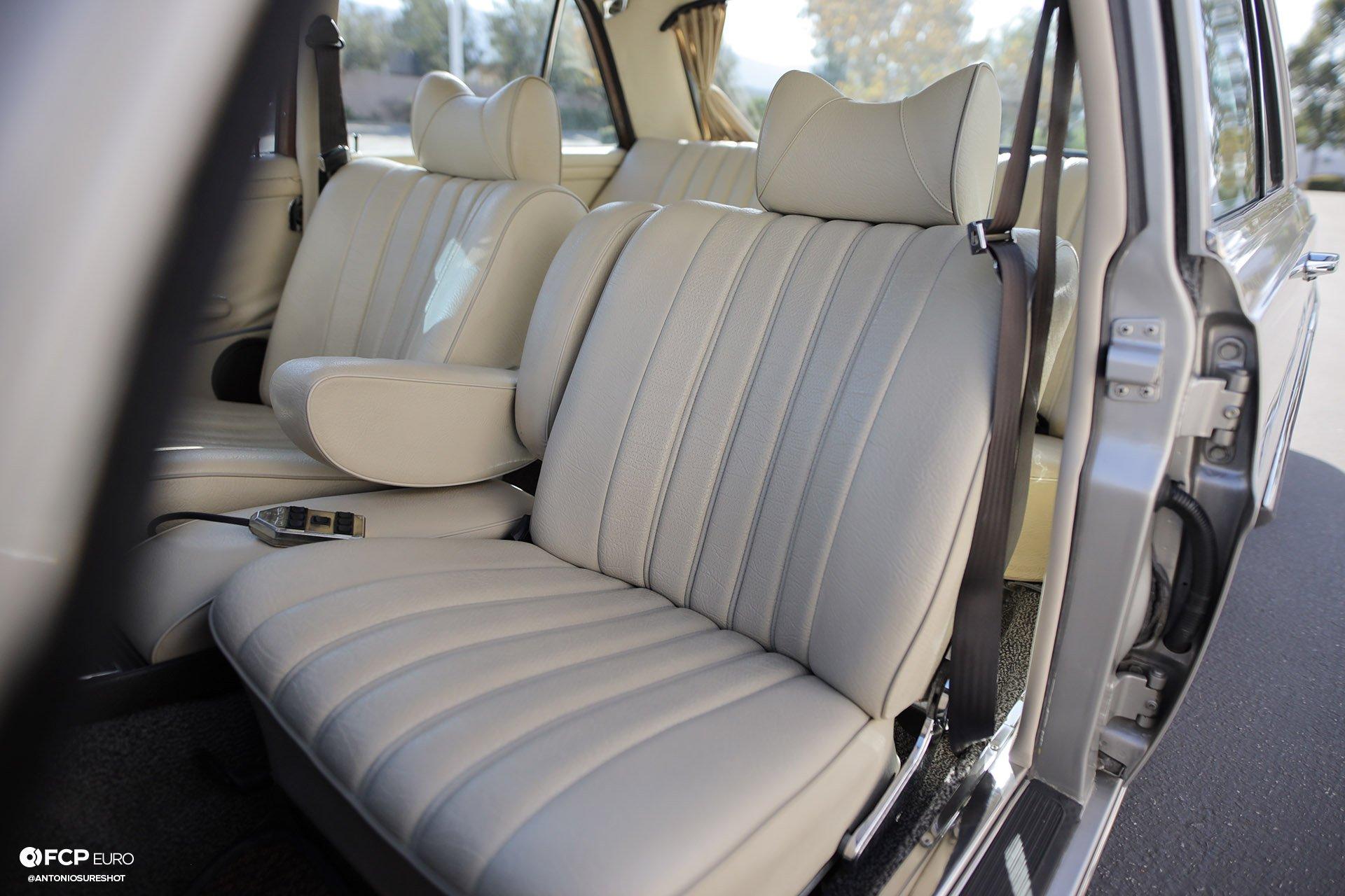 RHD 1972 Mercedes W108 280SE EOSR9781