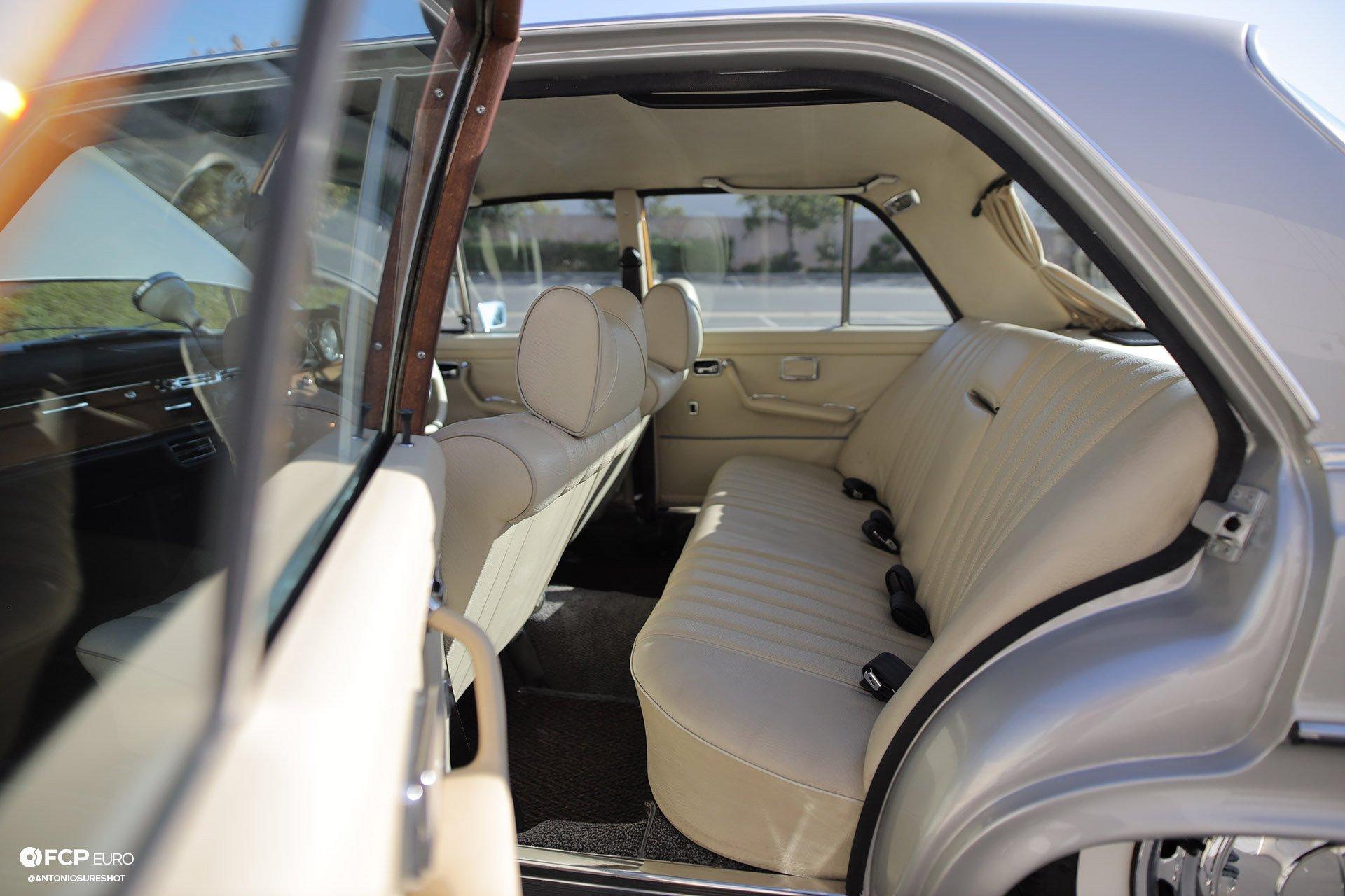 RHD 1972 Mercedes W108 280SE EOSR9782