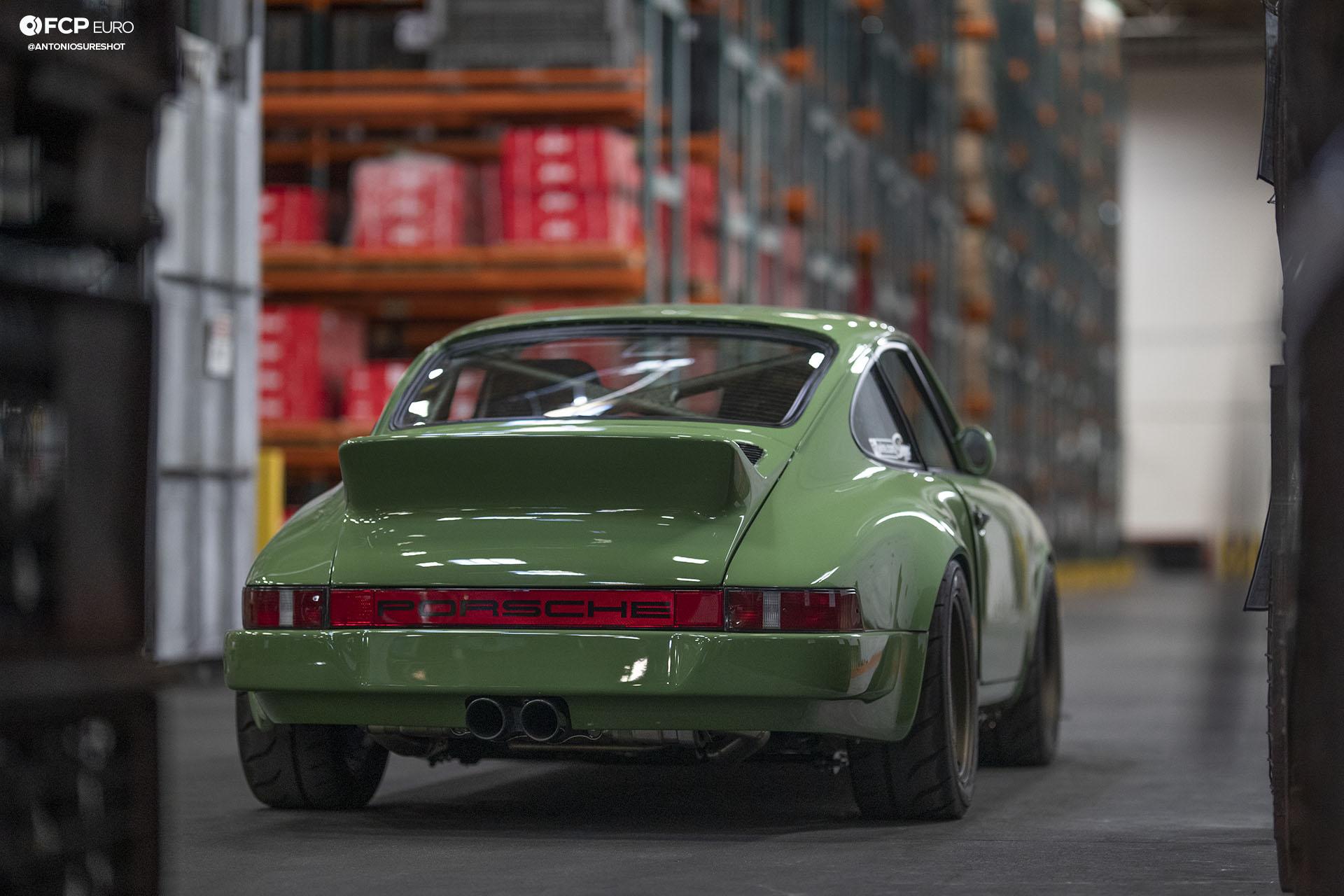The Anti,Widebody \u2013 1982 Porsche 911 SC