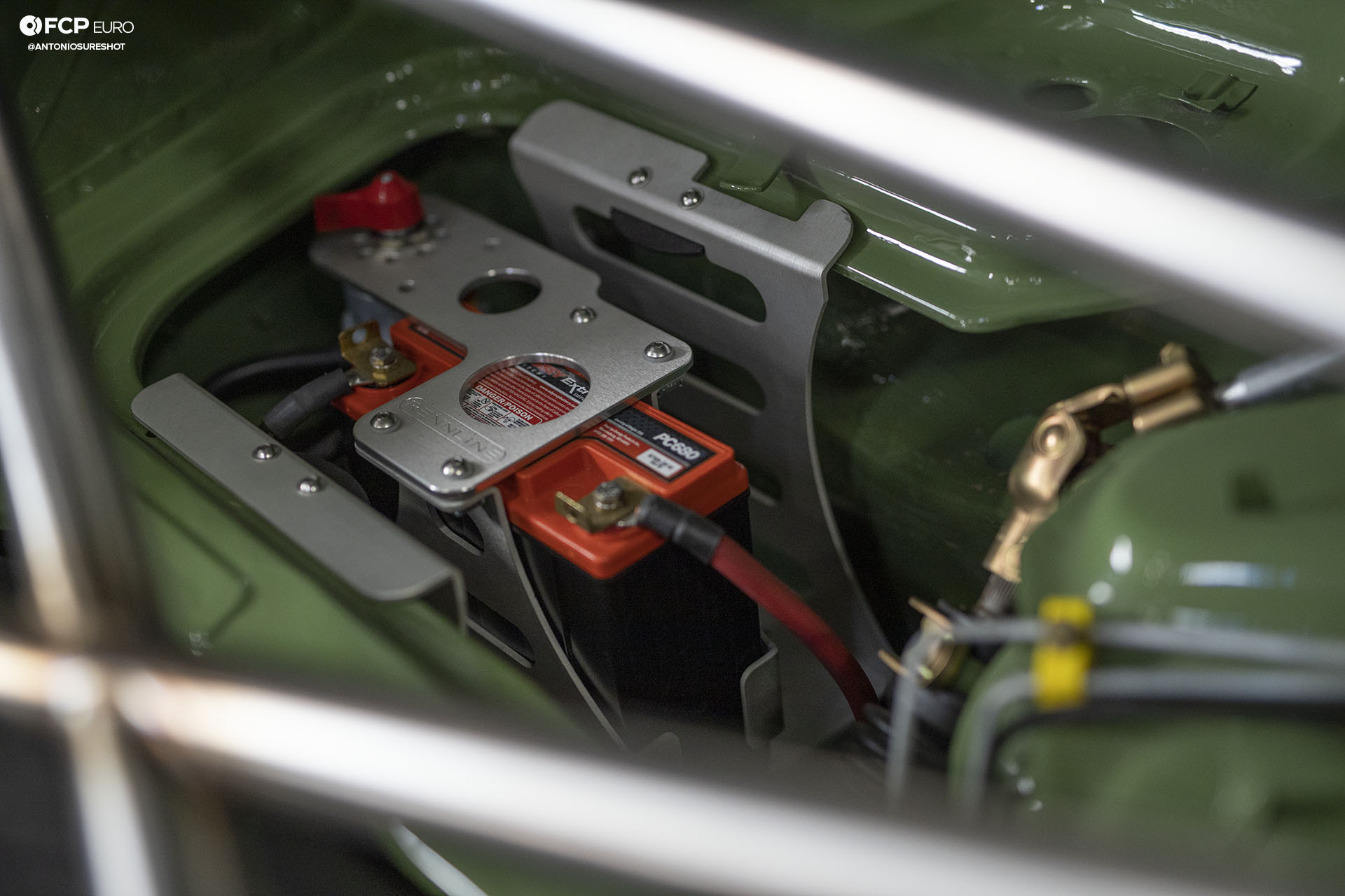 Ryan Hoegner 1982 911 SC Sleepers Eibach Odyssey Battery Rennline EOSR9651