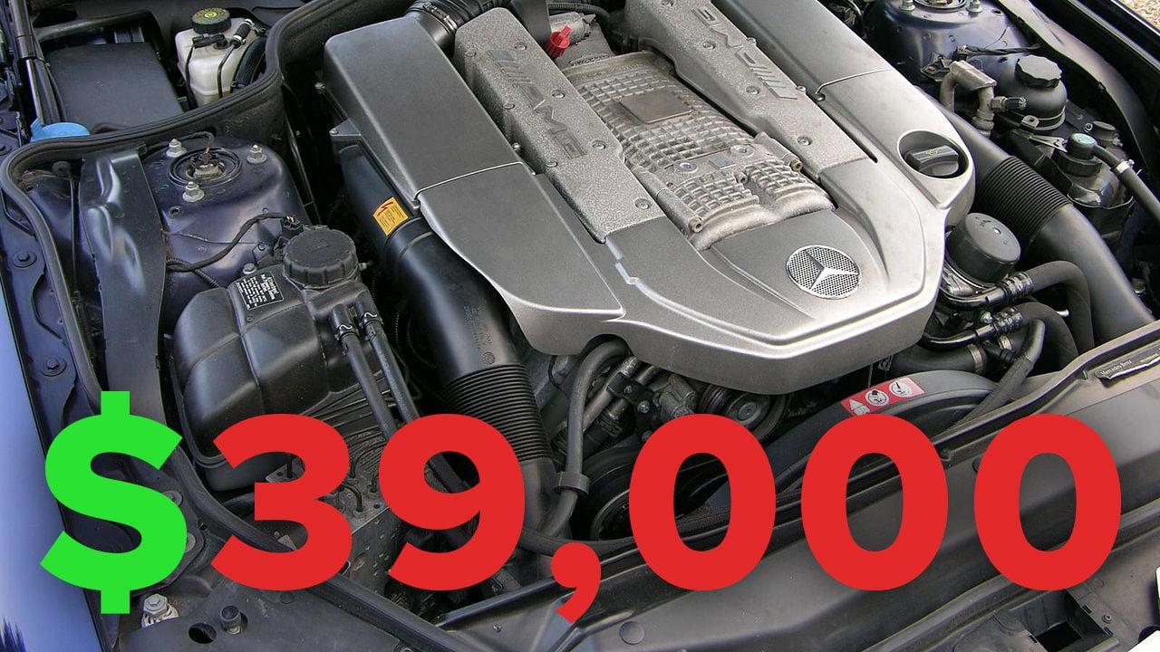 SL55_Engine_price