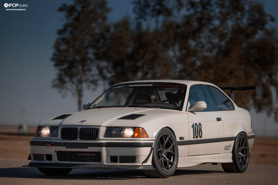 Titan 7 Motorsport Hardware BMW E36 M3 EOSR3551