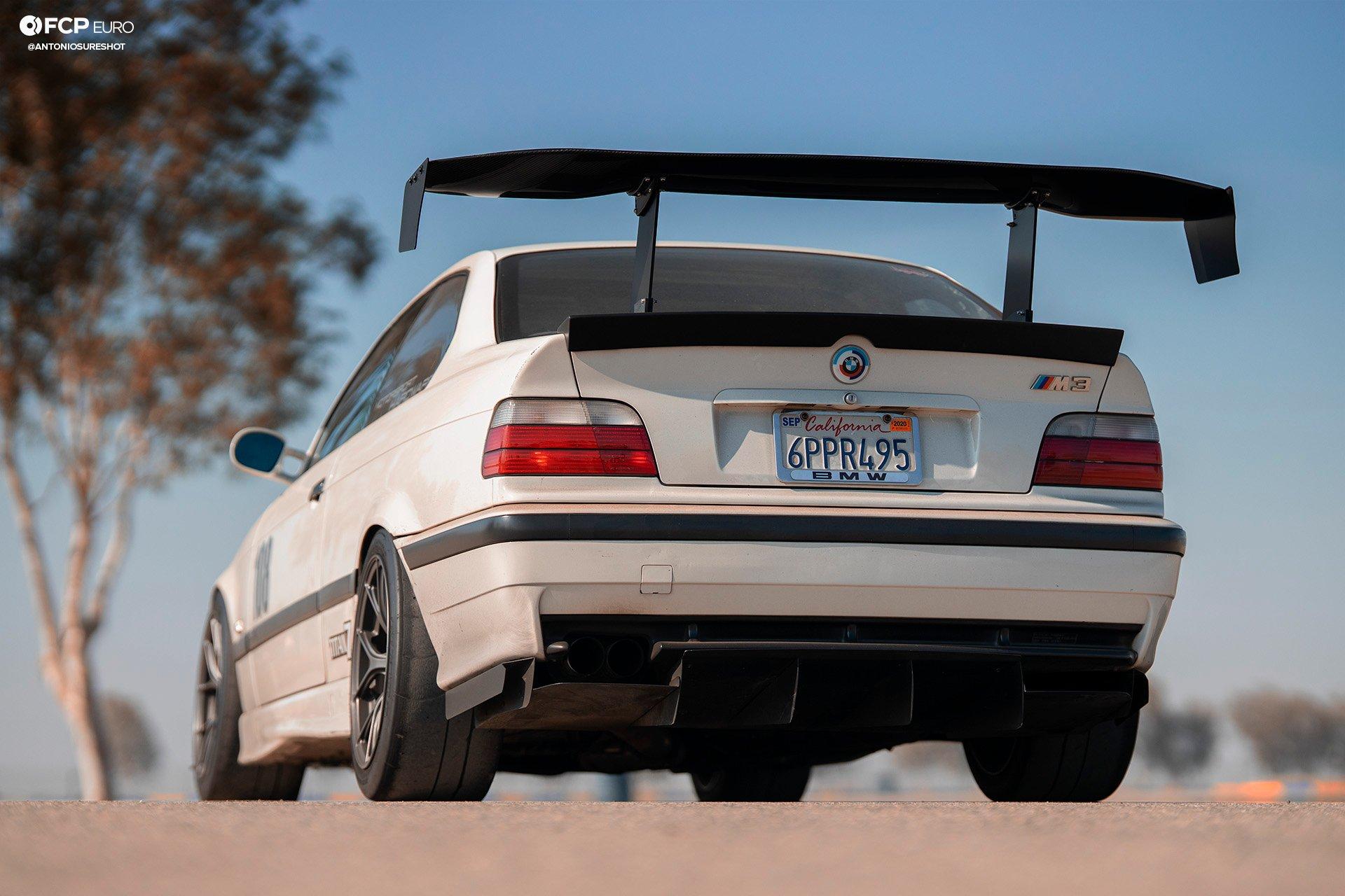 Titan 7 Motorsport Hardware BMW E36 M3 EOSR3567