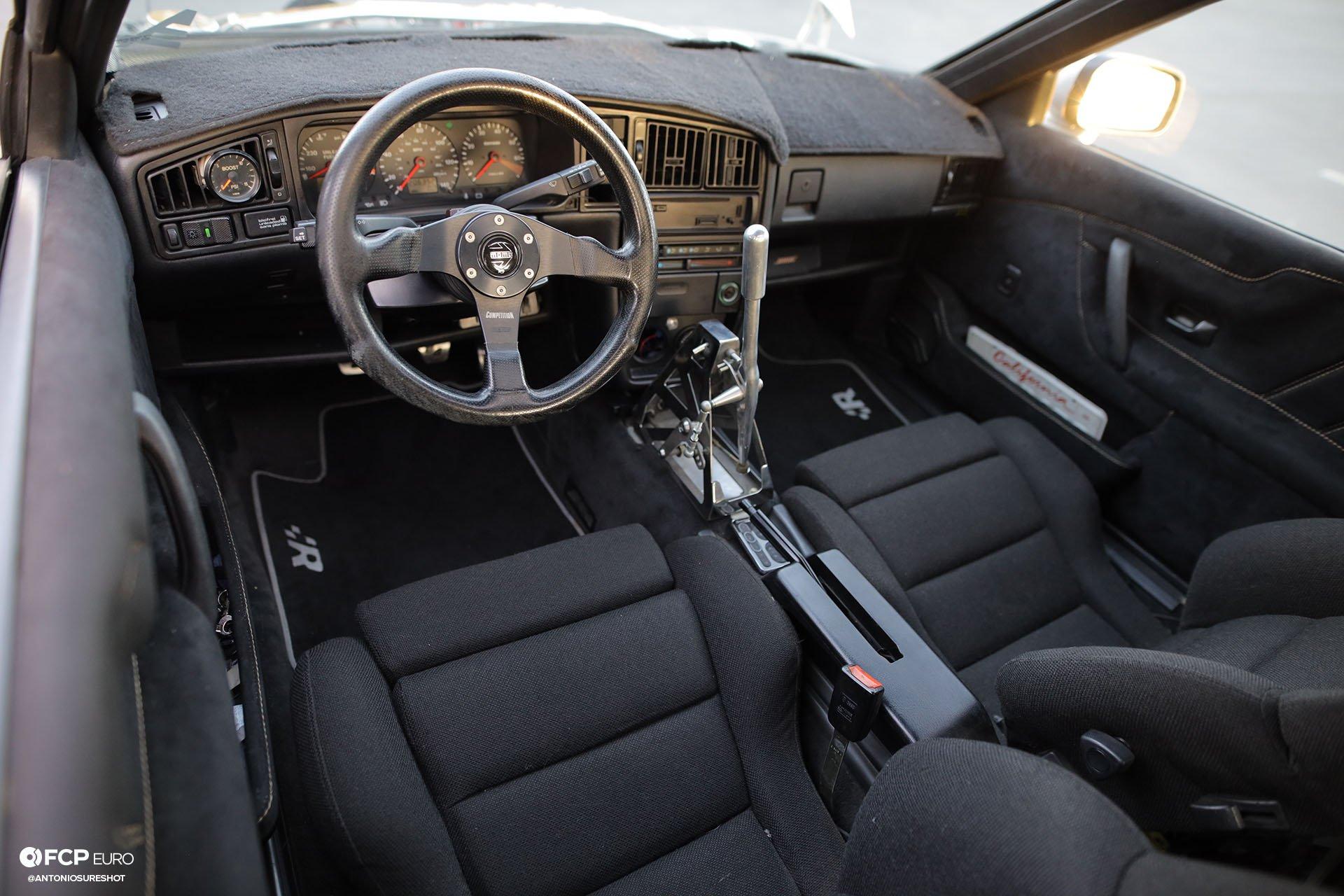 VW Corrado R32 Interior