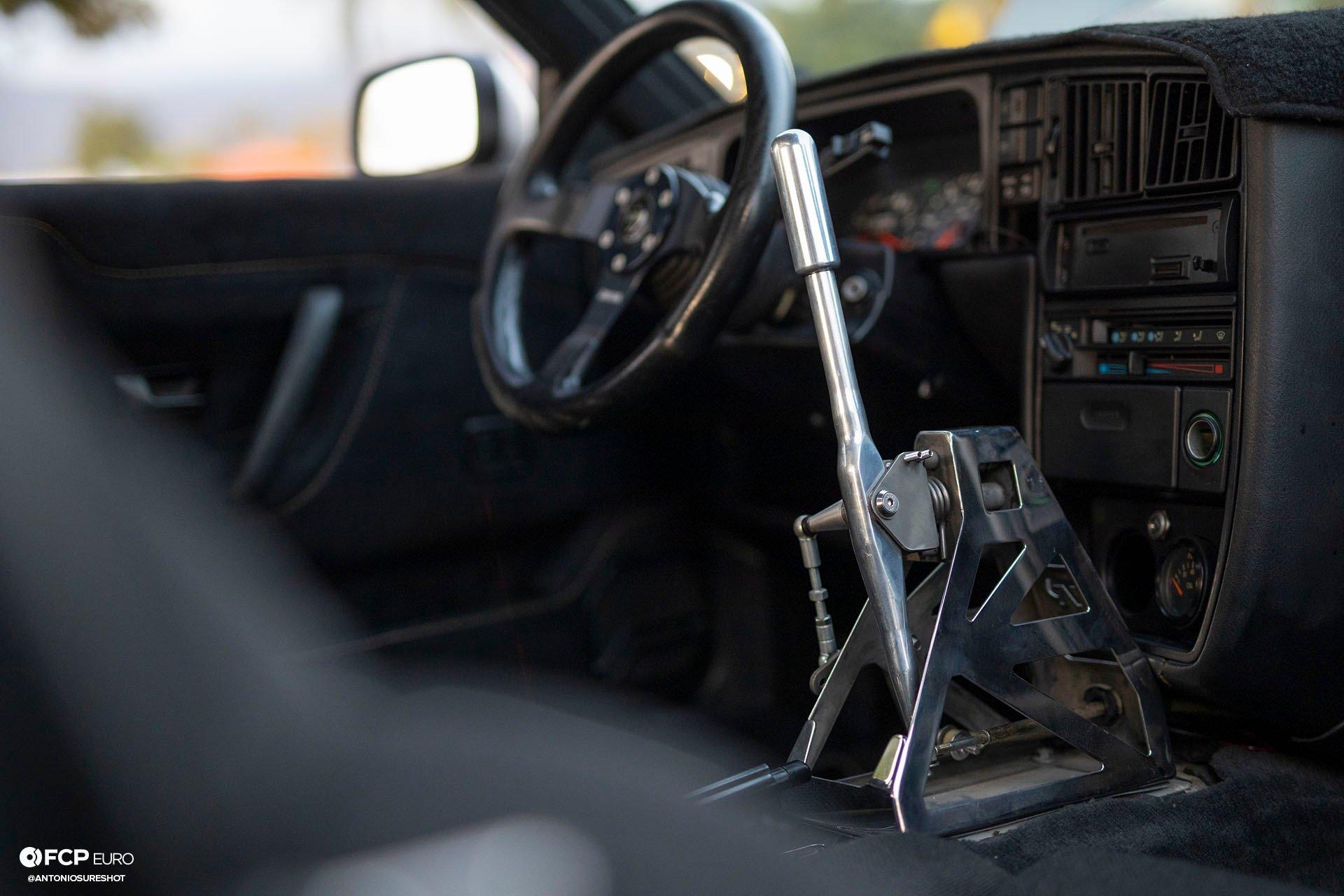 VW Corrado R32 TR Motoring Shifter