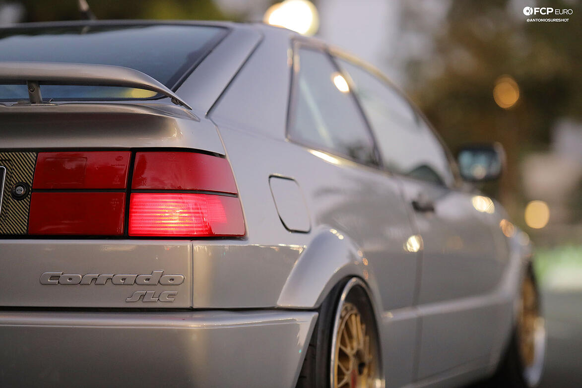 VW Corrado R32 Badge