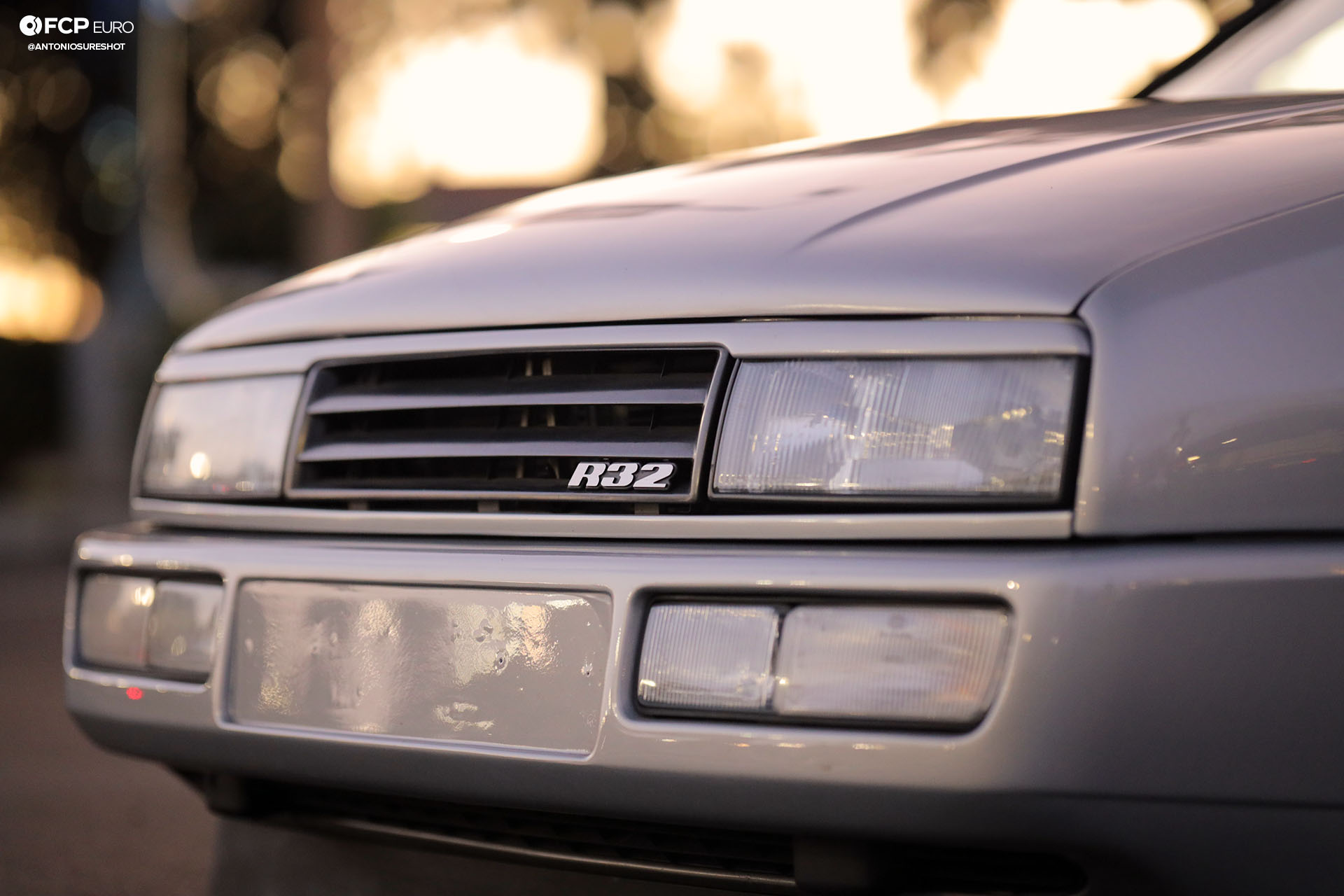 VW Corrado R32 Euro Headlights