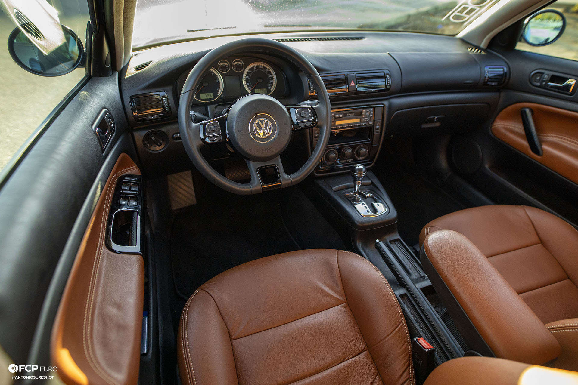 Grounded Geekwagen B5 Volkswagen Passat Touring
