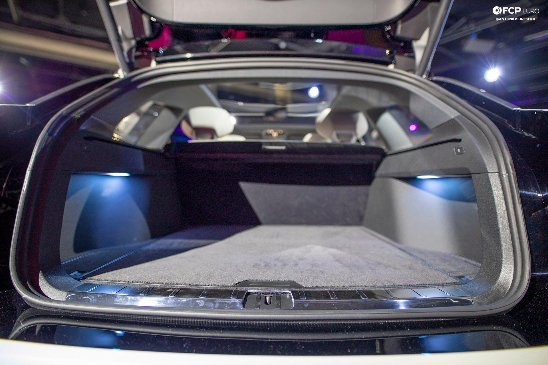 Volkswagen VW ID Vizzion Electric Future Petersen Museum