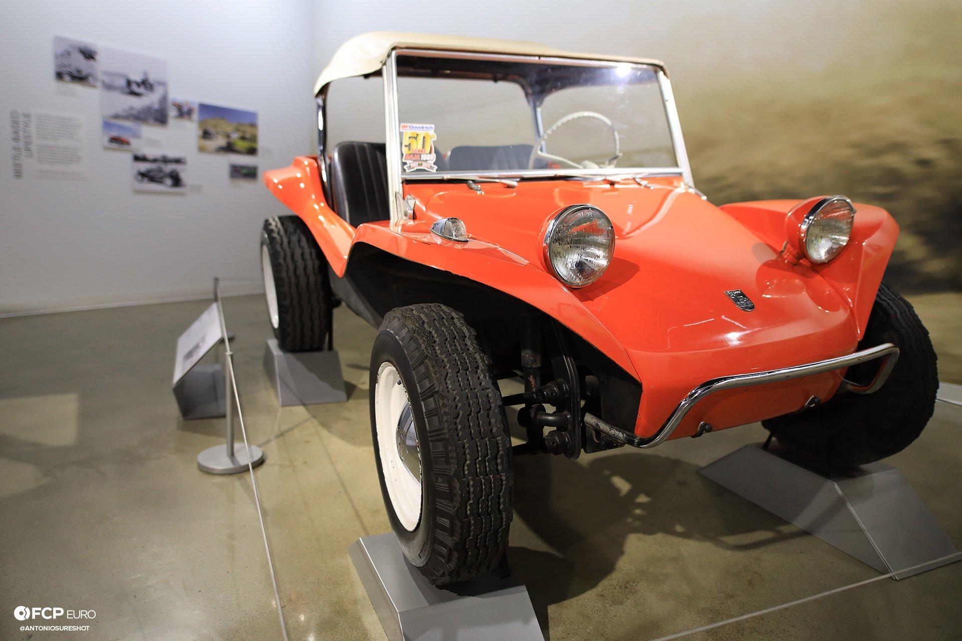 Volkswagen VW ID Vizzion Electric Future Petersen Museum Manx