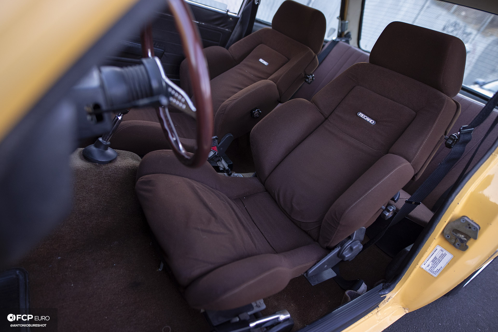 Volvo 142S Gotti Wheels 1DX26713