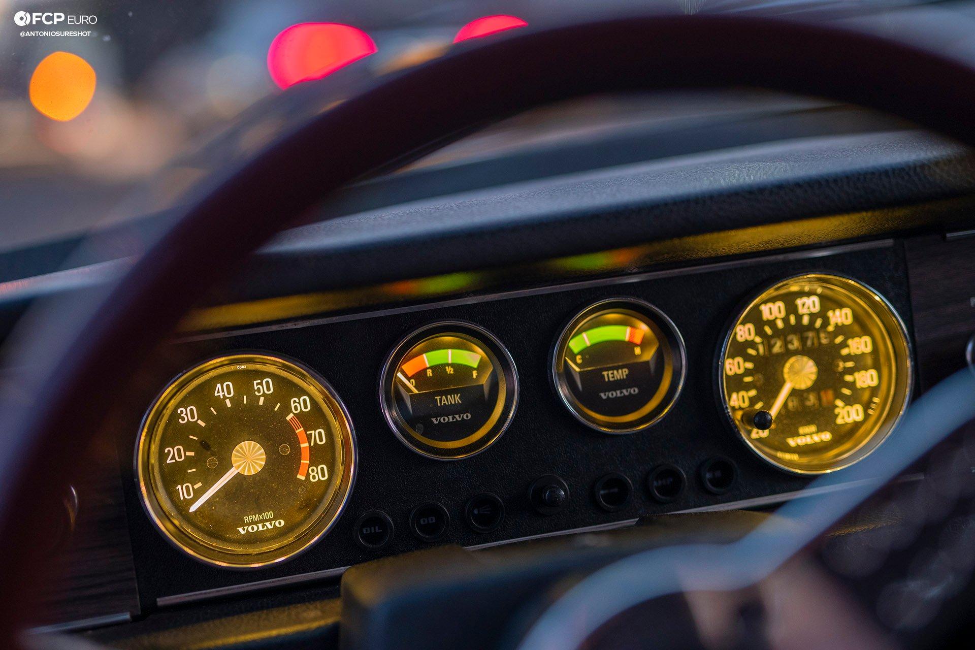 Volvo 142S Gotti Wheels A9A09287