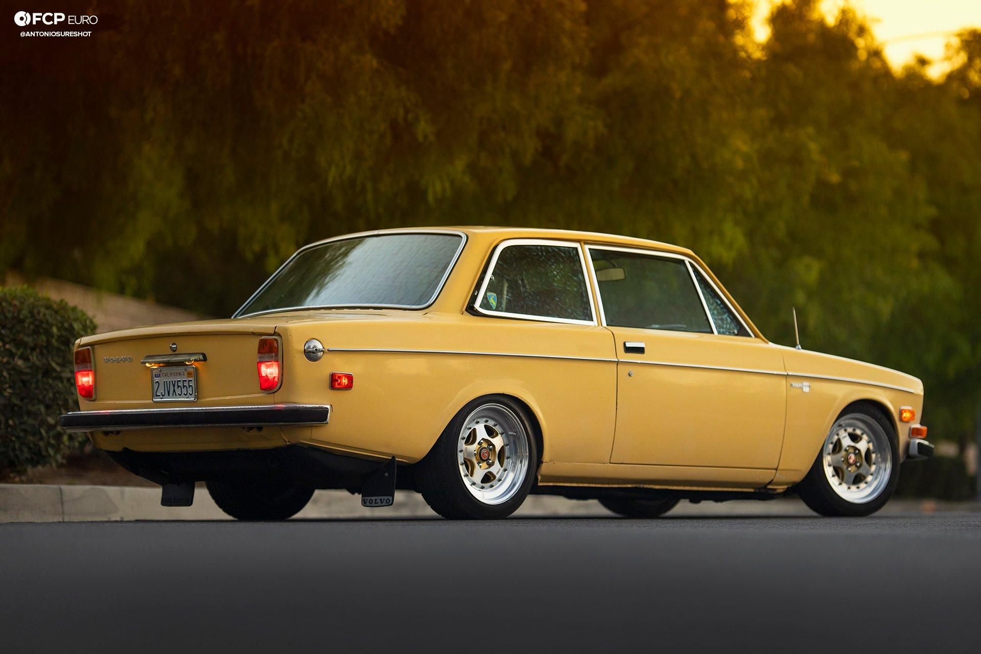 Volvo 142S Gotti Wheels EOSR0575