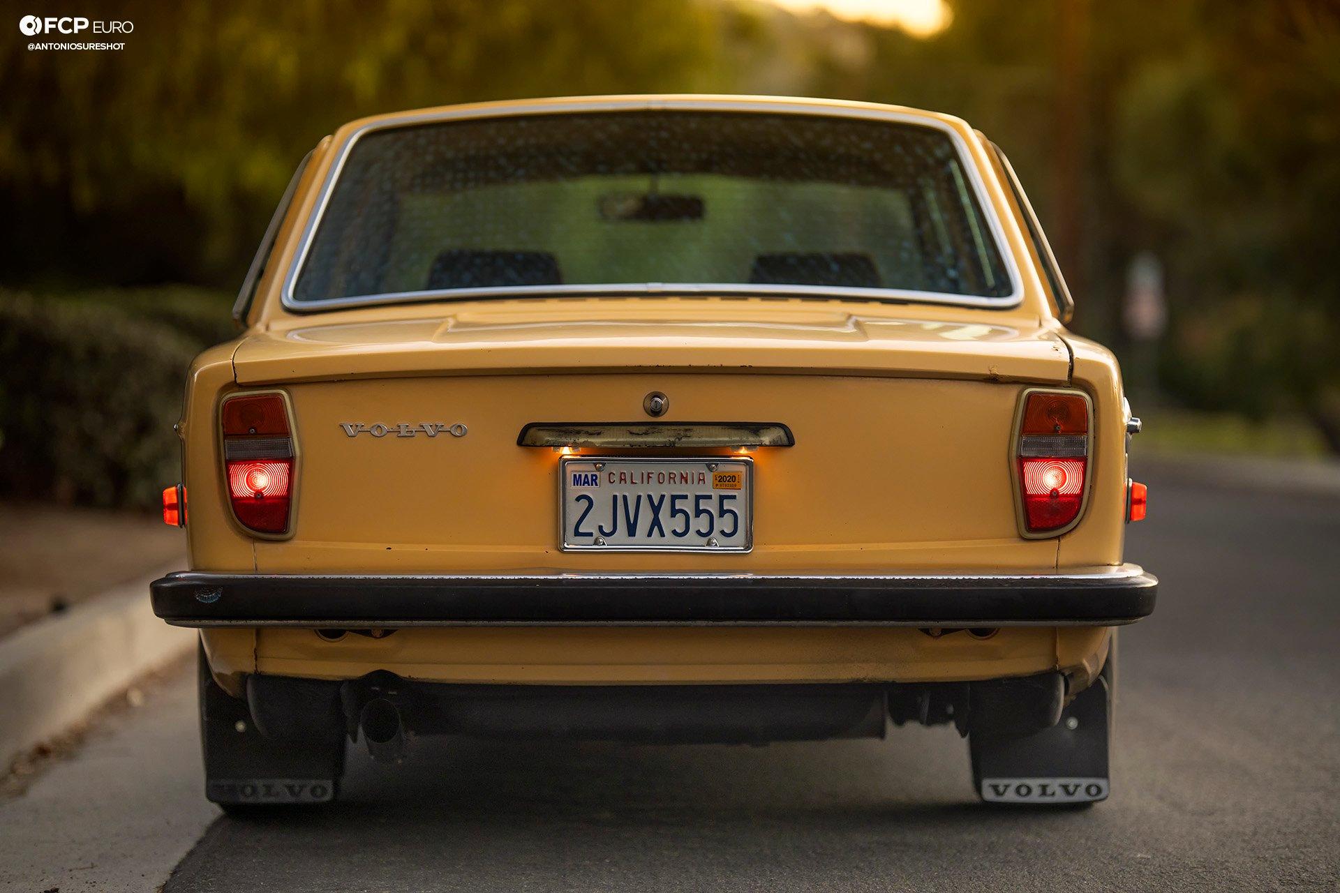 Volvo 142S Gotti Wheels EOSR0578