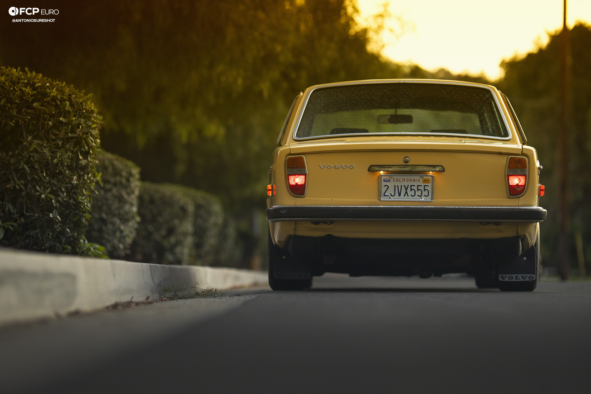 Volvo 142S Gotti Wheels EOSR0581