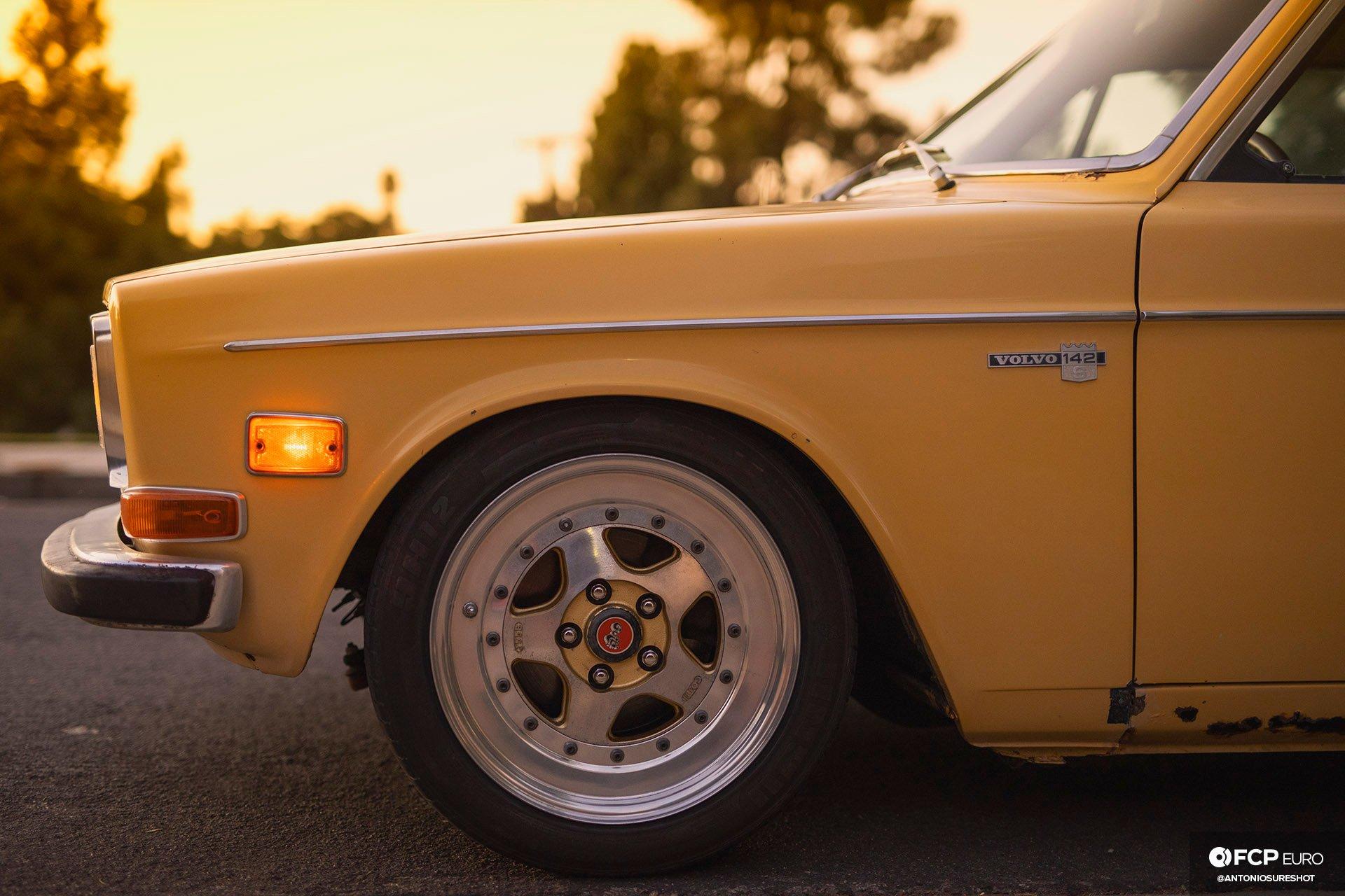 Volvo 142S Gotti Wheels EOSR0608