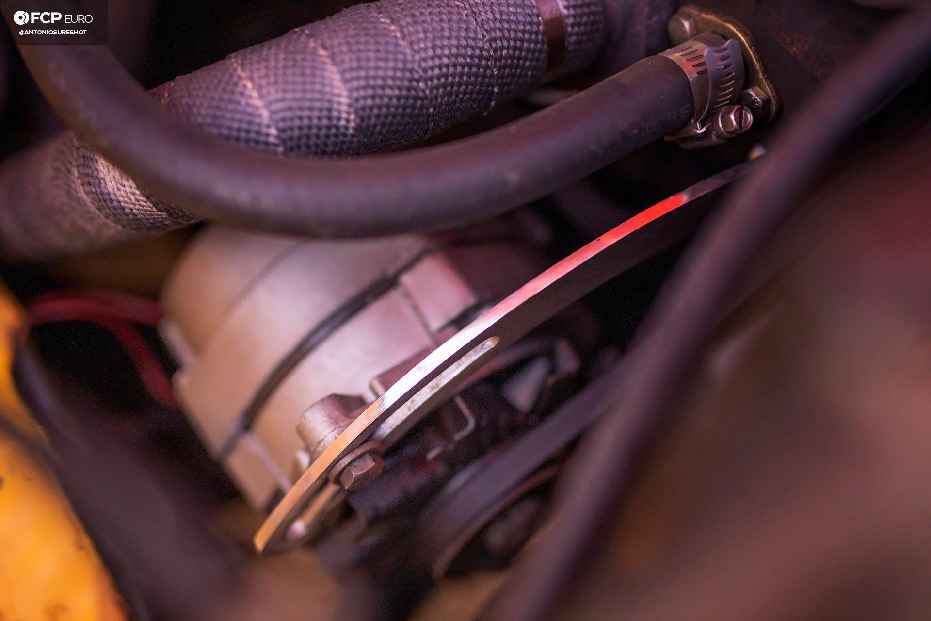 Volvo 142S Weber carbs EOSR0630